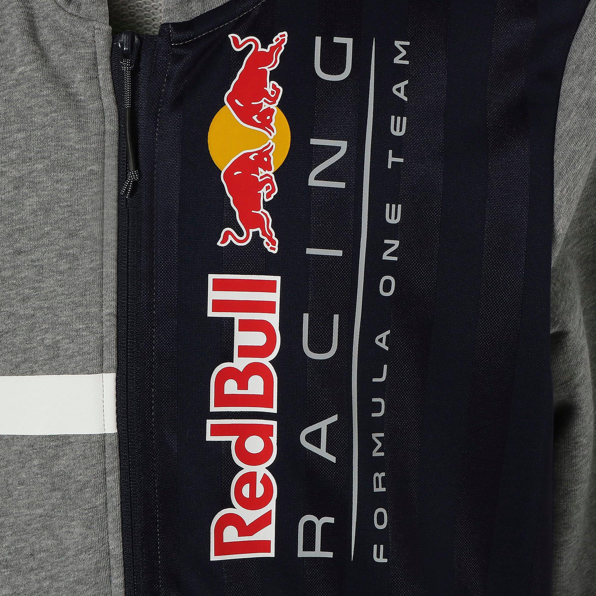 Thumbnail 7 of RED BULL RACING ロゴ フーデッド スウェット ジャケット, Medium Gray Heather, medium-JPN