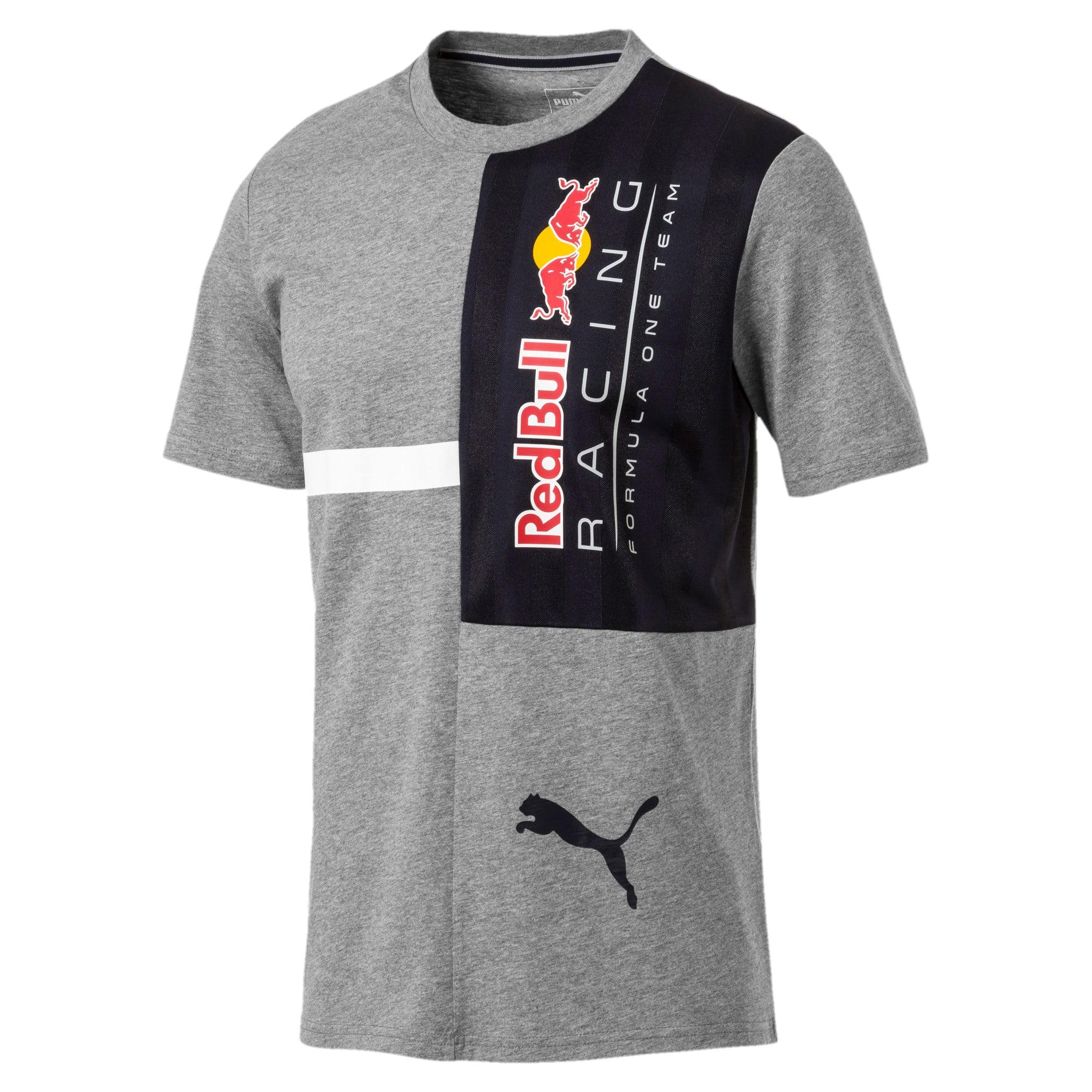 Thumbnail 1 of Red Bull Racing Logo Tee +, Medium Gray Heather, medium
