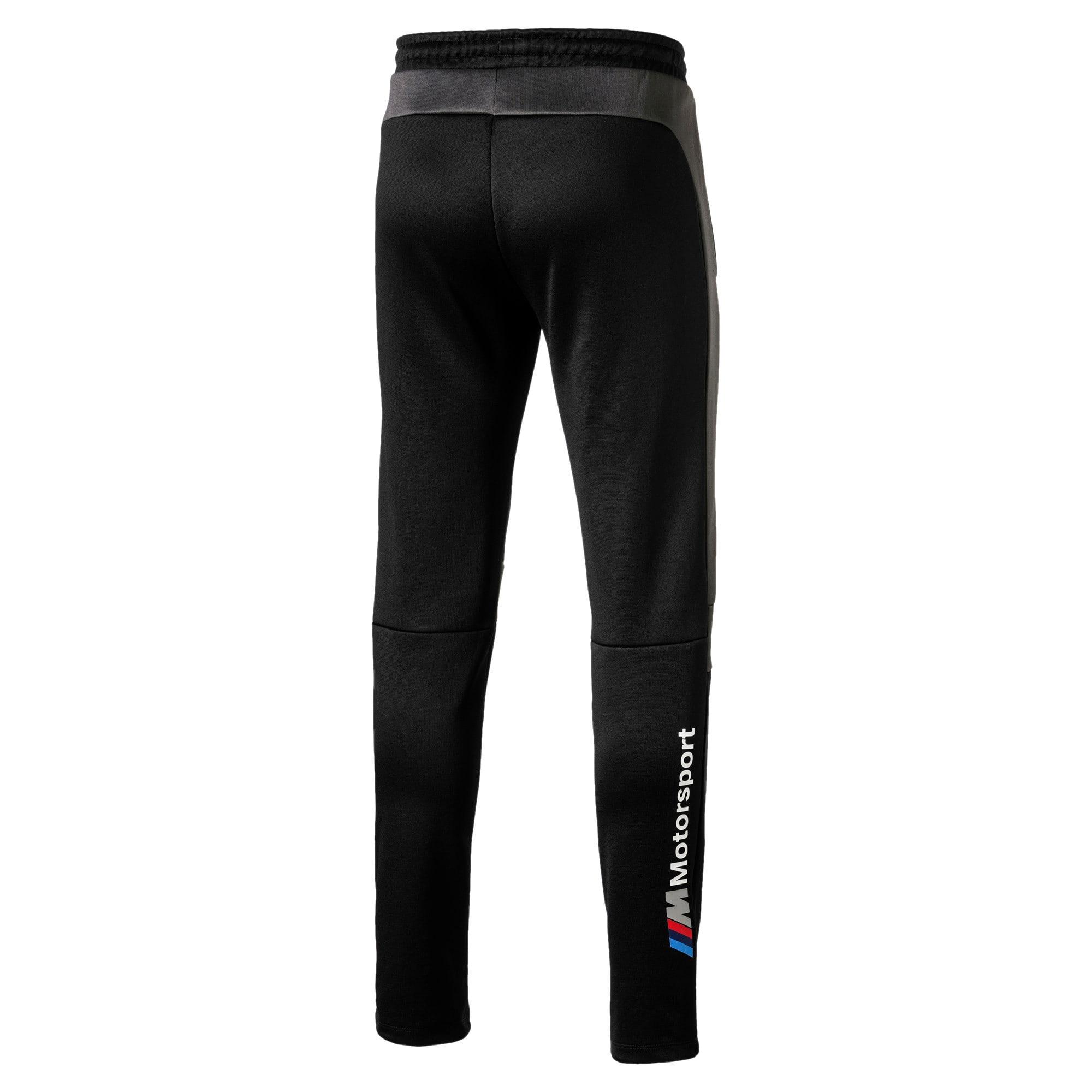 Miniatura 3 de Pantalones deportivos BMW M Motorsport T7 para hombre, Puma Black, mediano