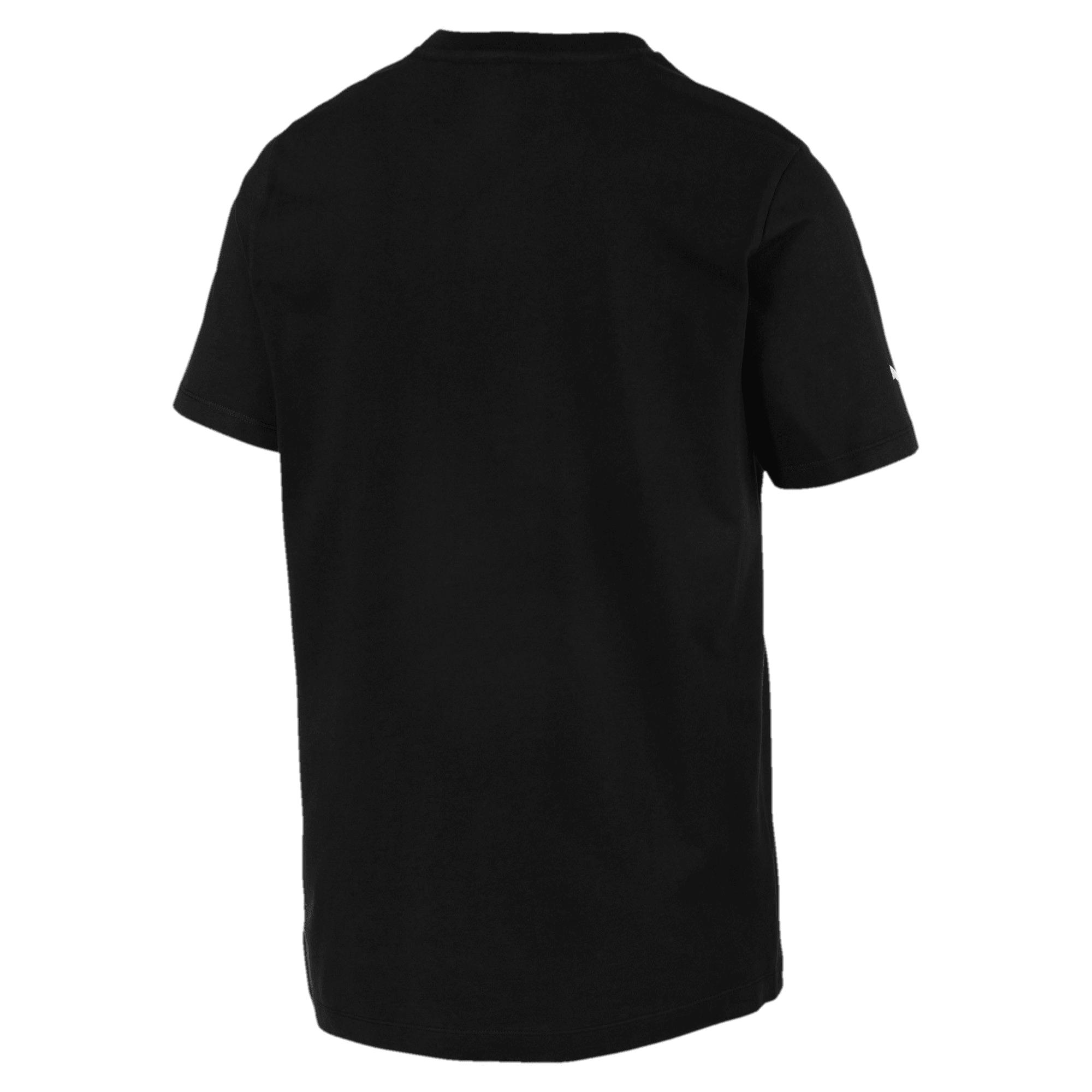 Miniatura 5 de Camiseta con estampa BMW M Motorsport para hombre, Puma Black, mediano