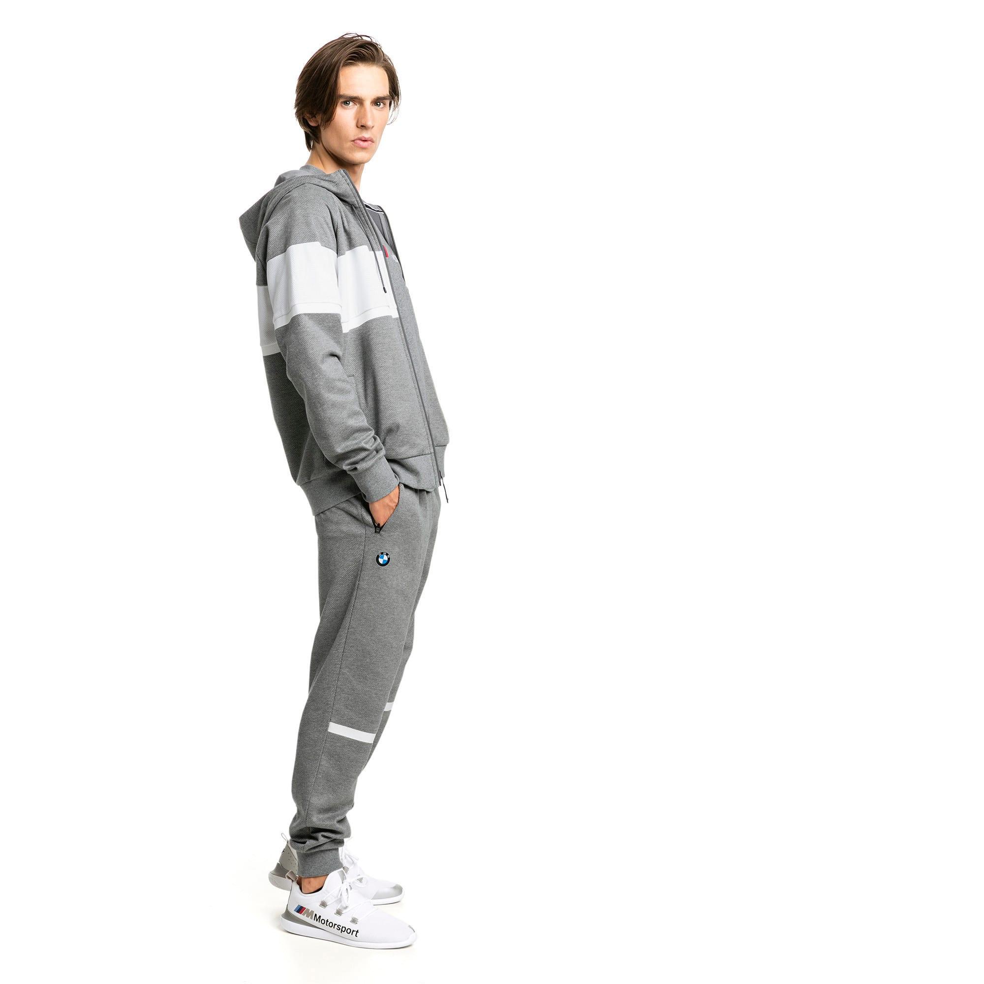 Miniatura 3 de Pantalones deportivos BMW M Motorsport para hombre, Medium Gray Heather, mediano