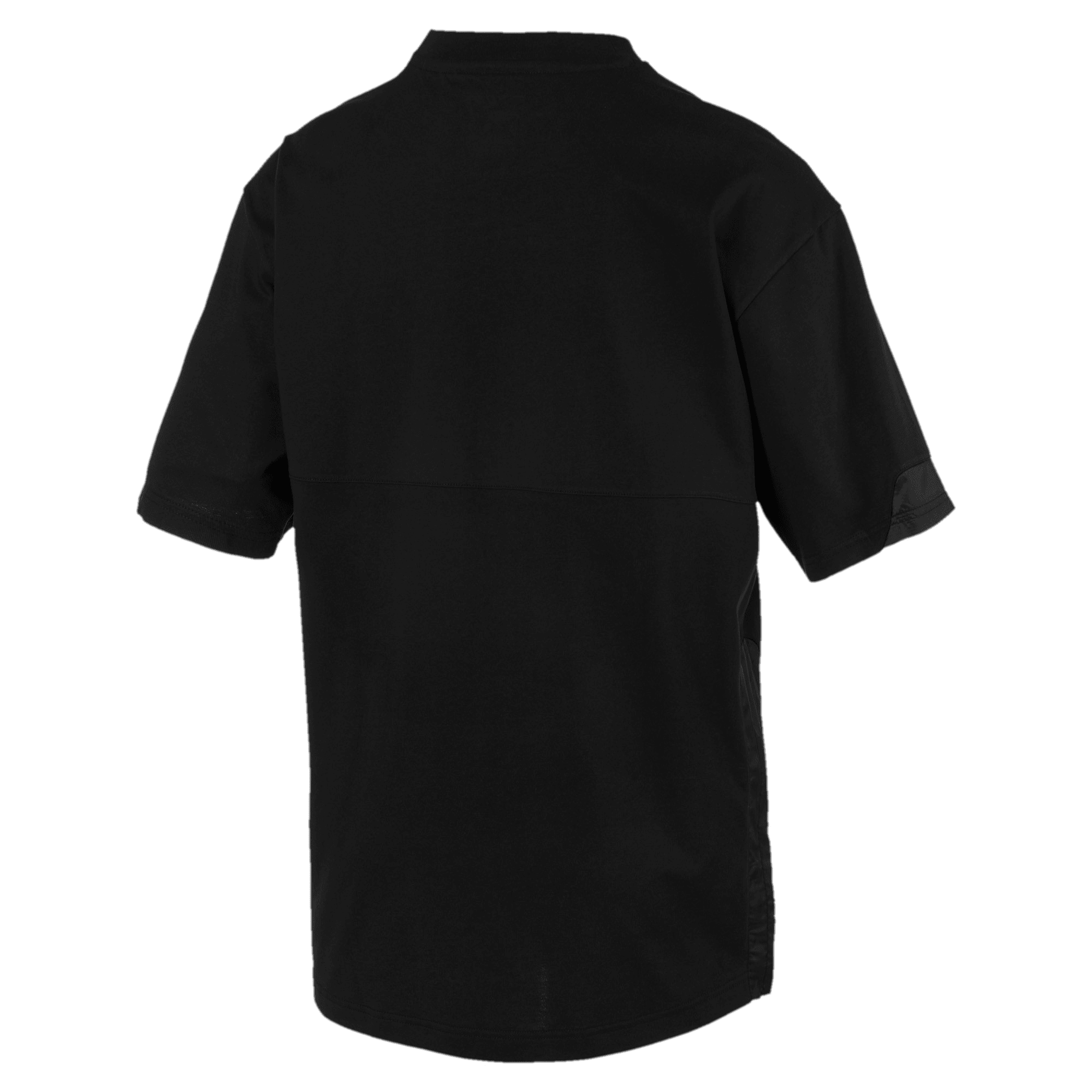 Thumbnail 2 of Ferrari Lifestyle Men's Tee, Puma Black, medium