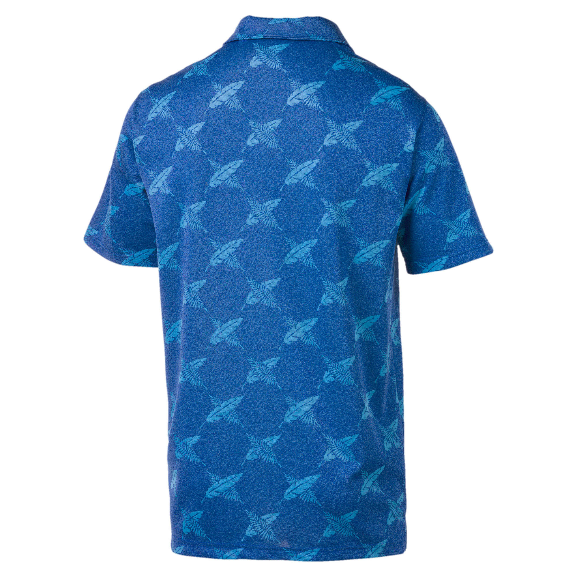 Thumbnail 5 of Polo de golf AlterKnit Palms pour homme, Surf The Web, medium