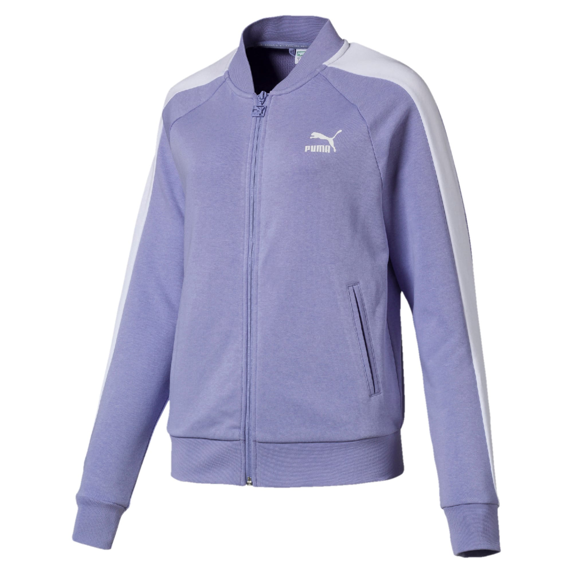 Thumbnail 1 of Classics Women's T7 Track Jacket, Sweet Lavender, medium