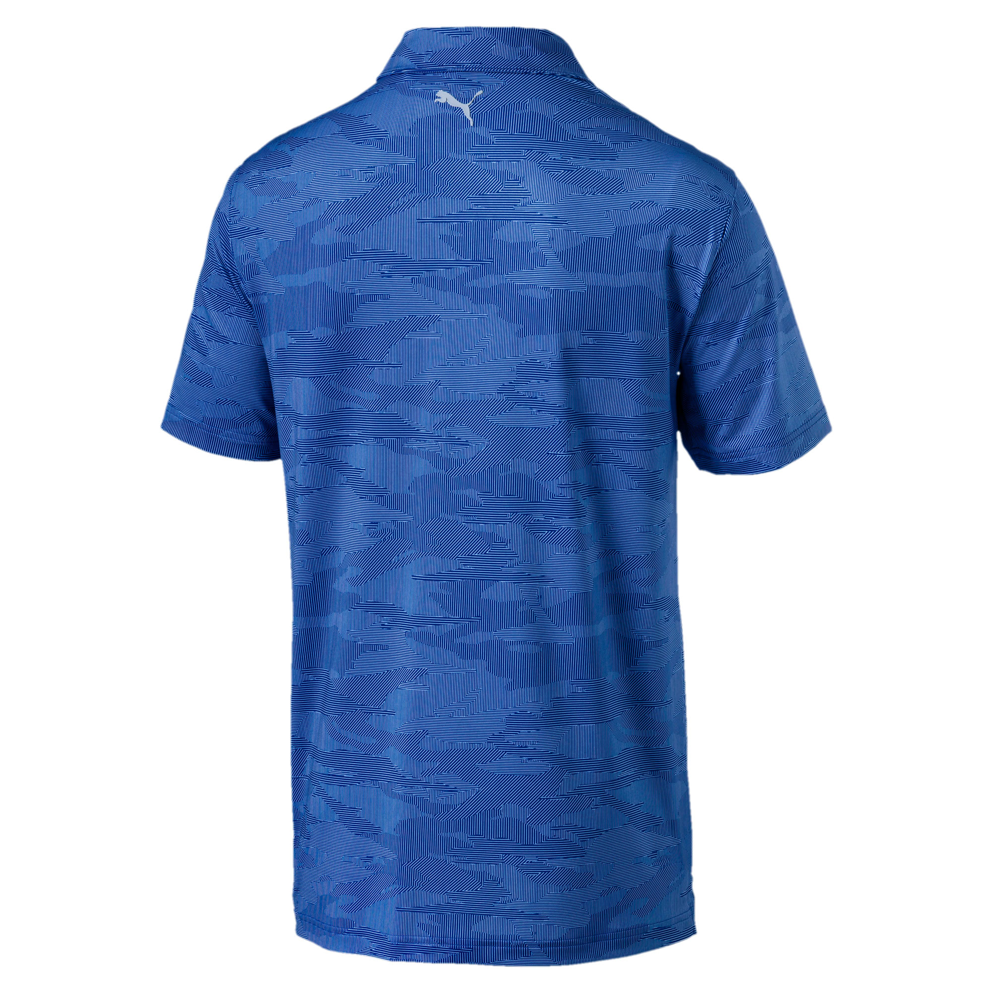 Thumbnail 2 of Volition Men's Signature Polo, Surf The Web, medium