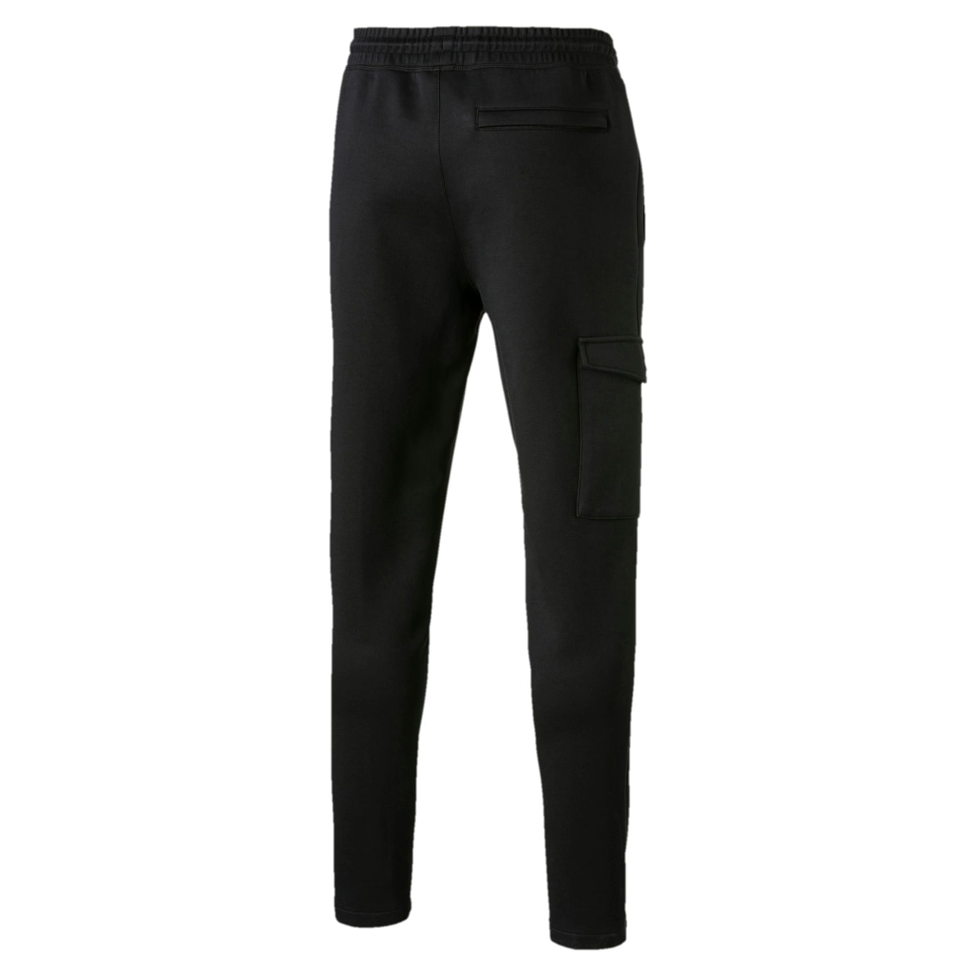 Thumbnail 2 of Classics Men's Open Hem Pants, Cotton Black, medium
