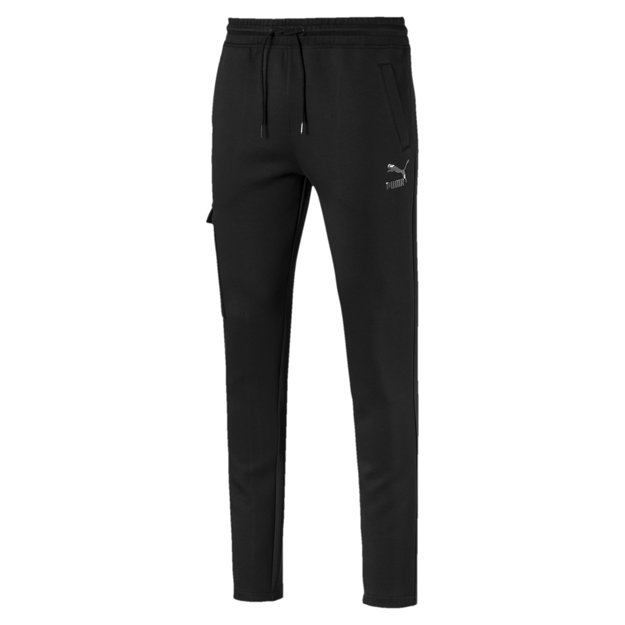Thumbnail 1 of Classics Men's Open Hem Pants, Cotton Black, medium