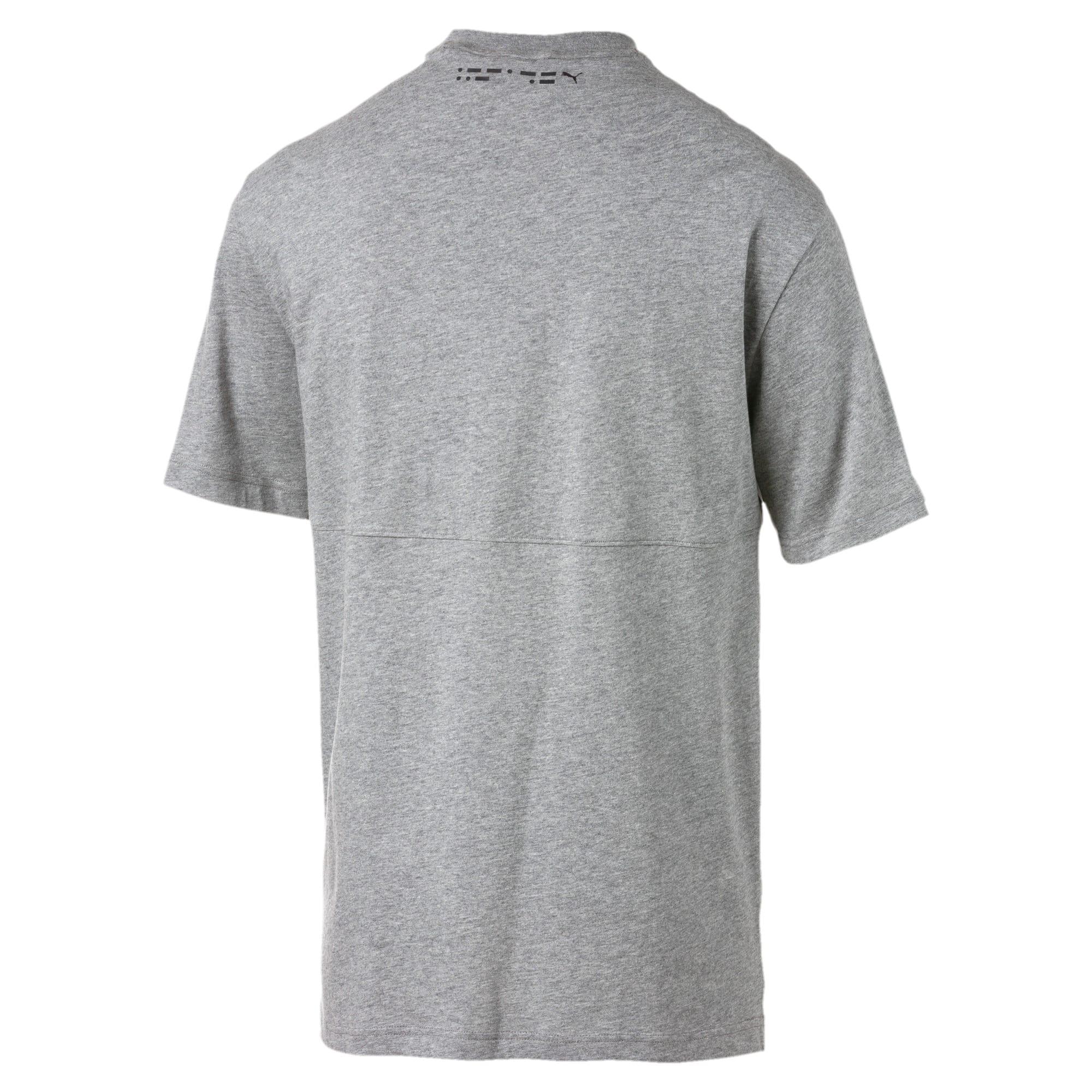 Thumbnail 5 of T-Shirt Epoch pour homme, Medium Gray Heather, medium
