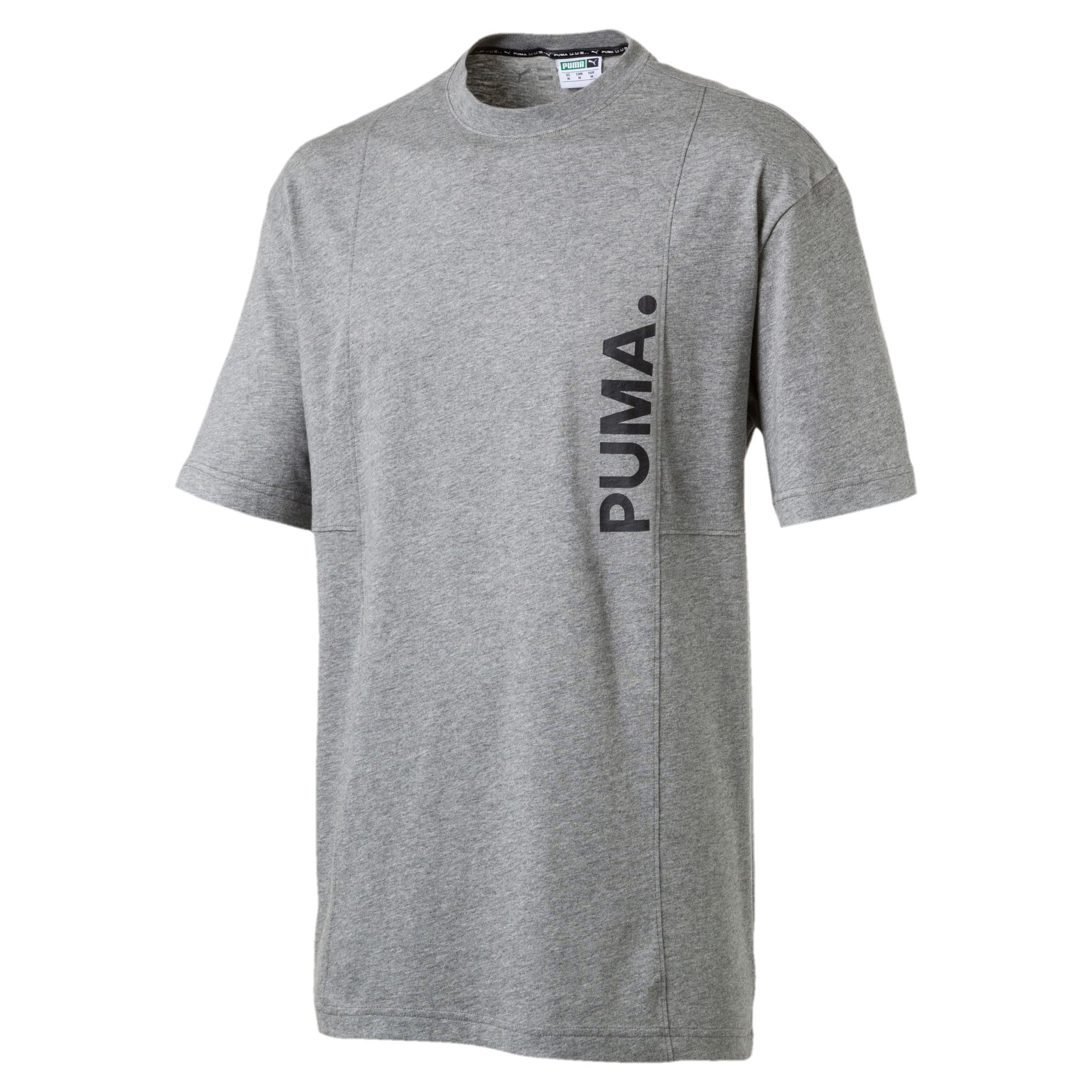 Thumbnail 4 of T-Shirt Epoch pour homme, Medium Gray Heather, medium