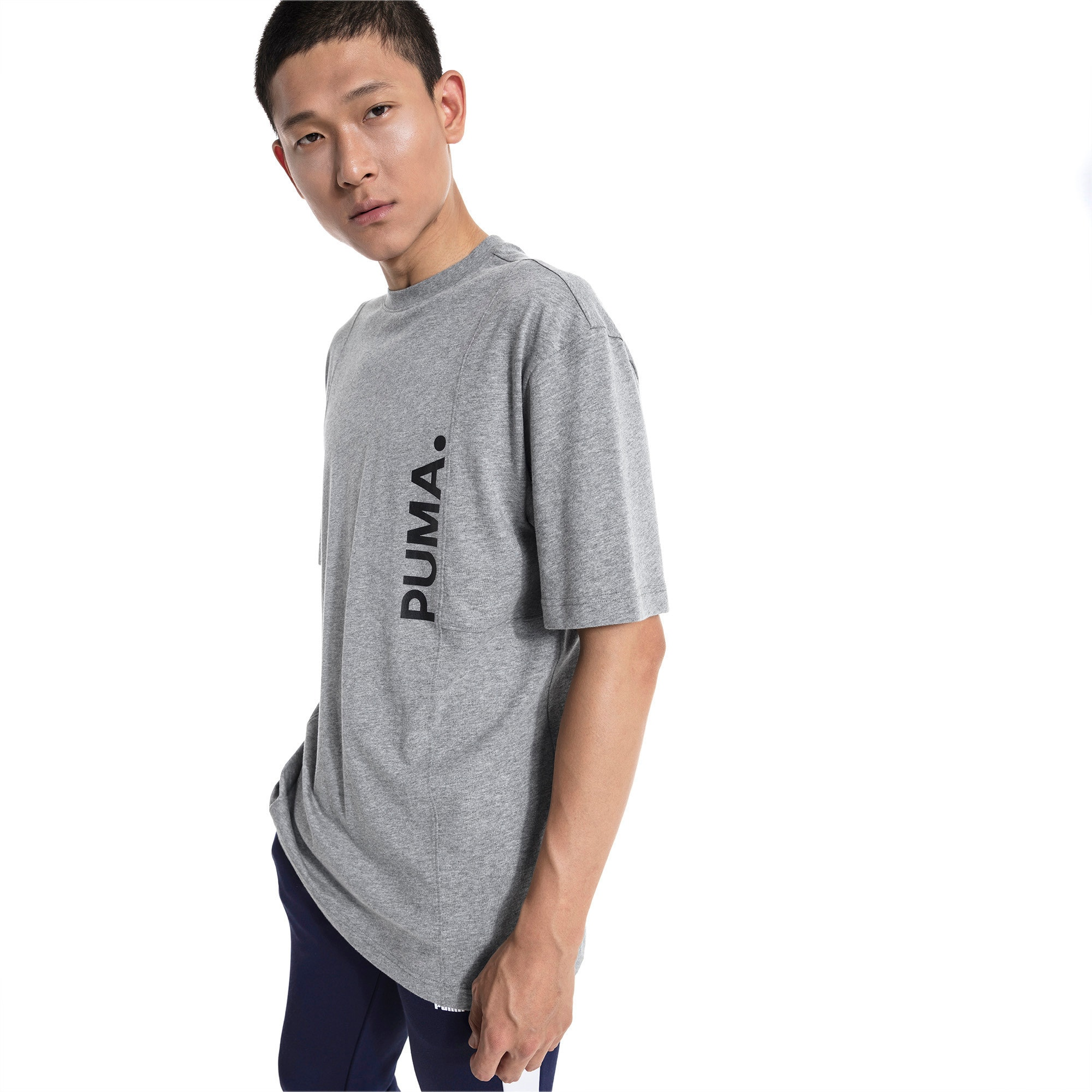 Thumbnail 1 of T-Shirt Epoch pour homme, Medium Gray Heather, medium