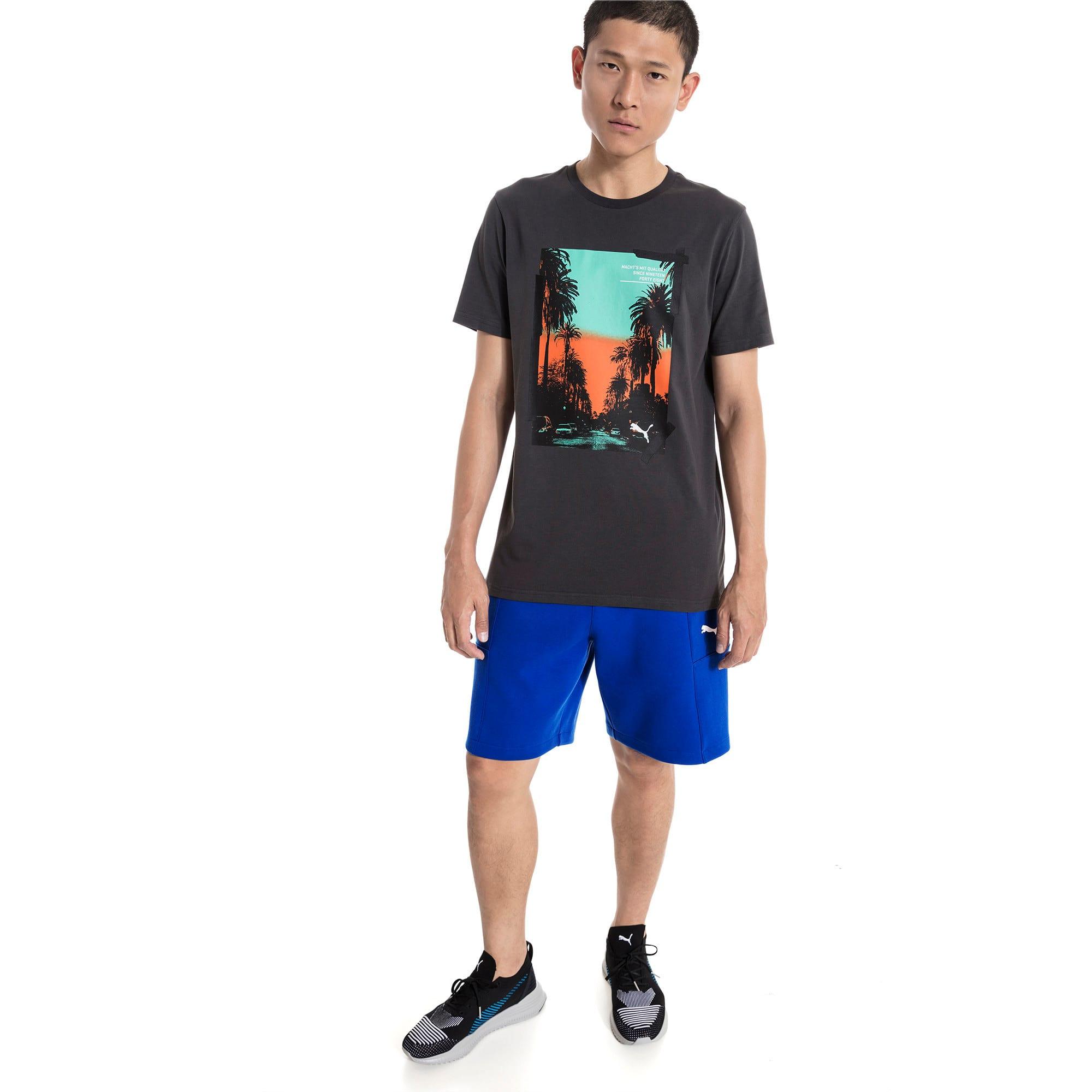 "Thumbnail 5 of Epoch Knitted Men's 8"" Shorts, Surf The Web, medium"