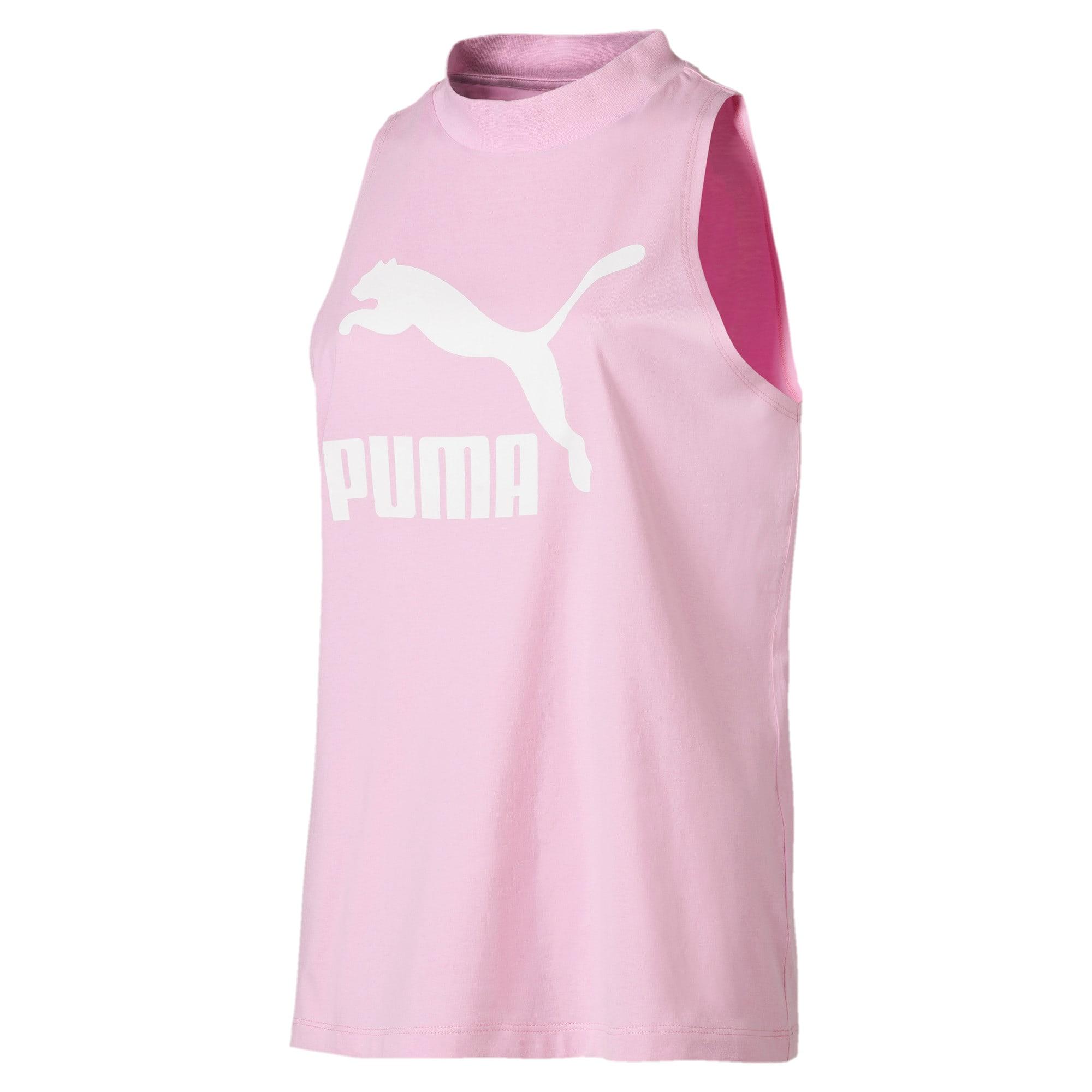 Thumbnail 1 of Classics Logo Women's Tank, Pale Pink, medium