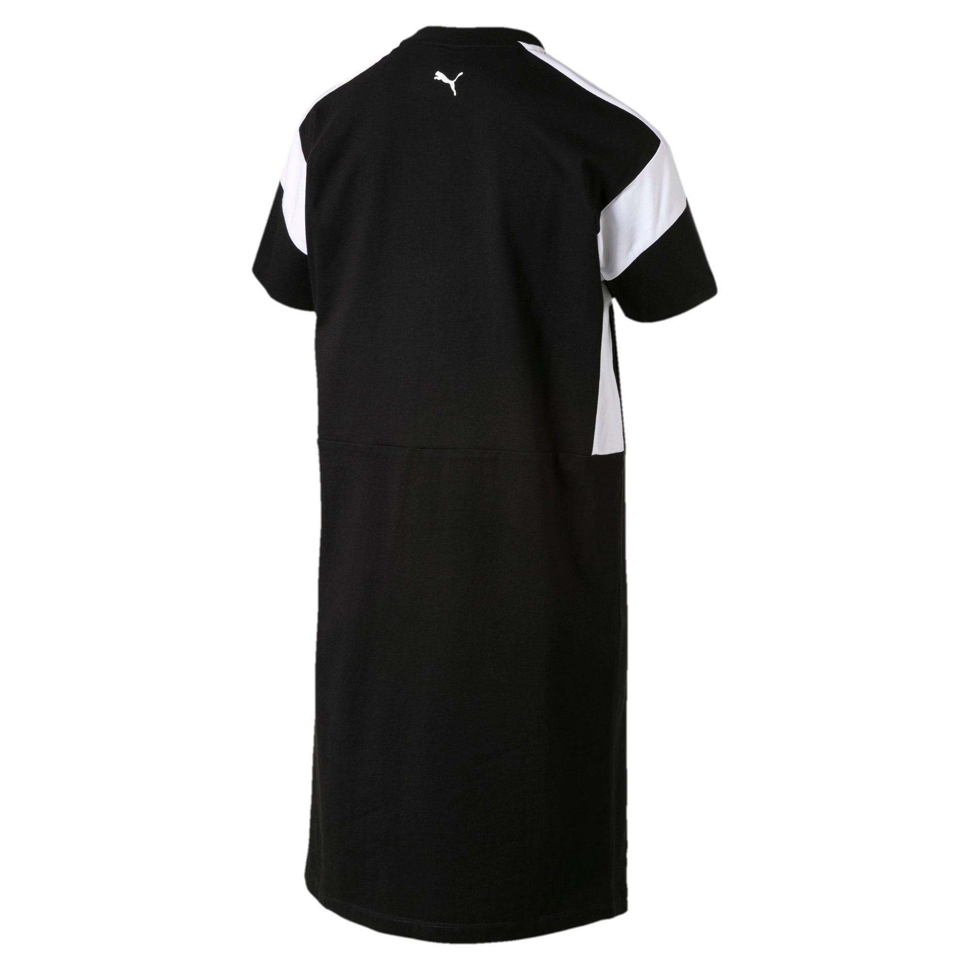 Thumbnail 2 of Chase Dress, Cotton Black, medium