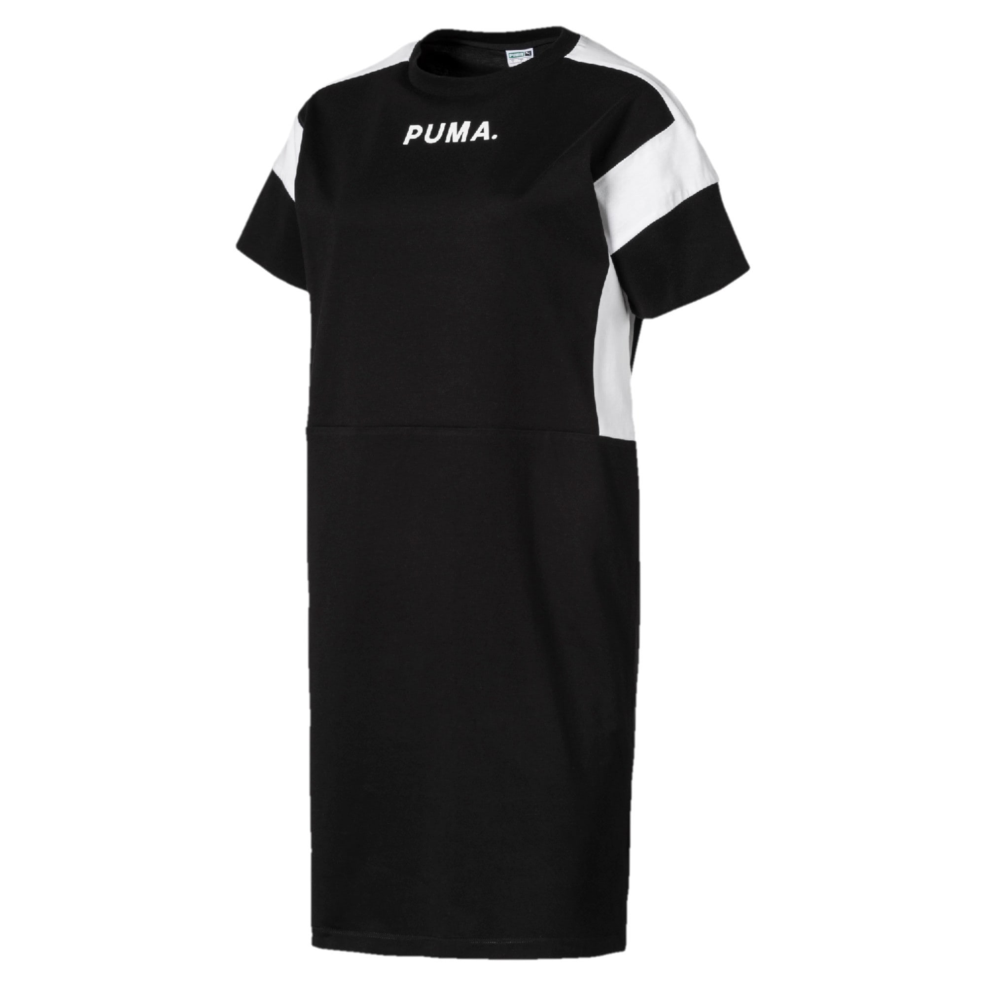 Thumbnail 1 of Chase Dress, Cotton Black, medium