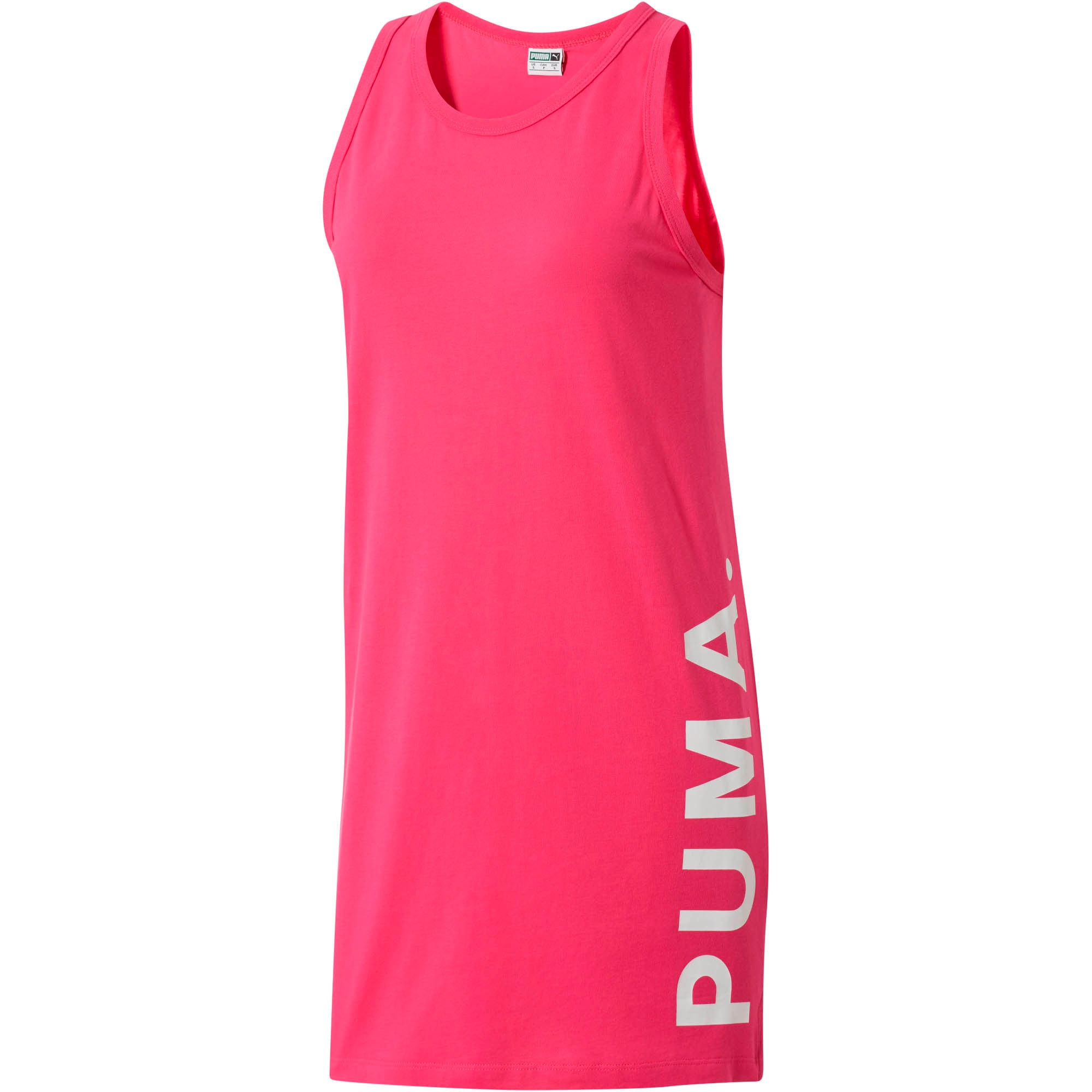Miniatura 1 de Camiseta sin mangas Chase de mujer, Fuchsia Purple, mediano