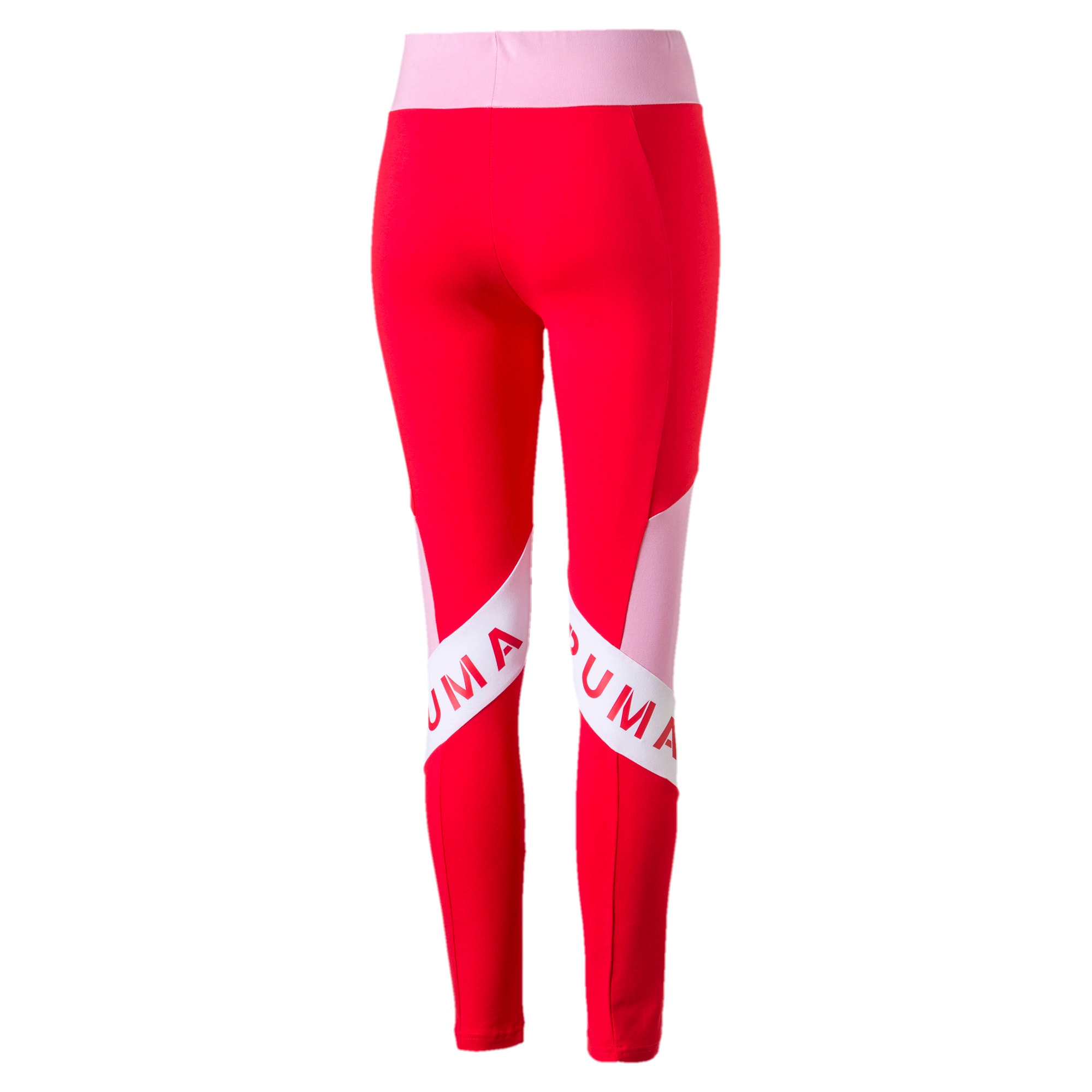 Thumbnail 2 of PUMA XTG Women's Leggings, Hibiscus, medium