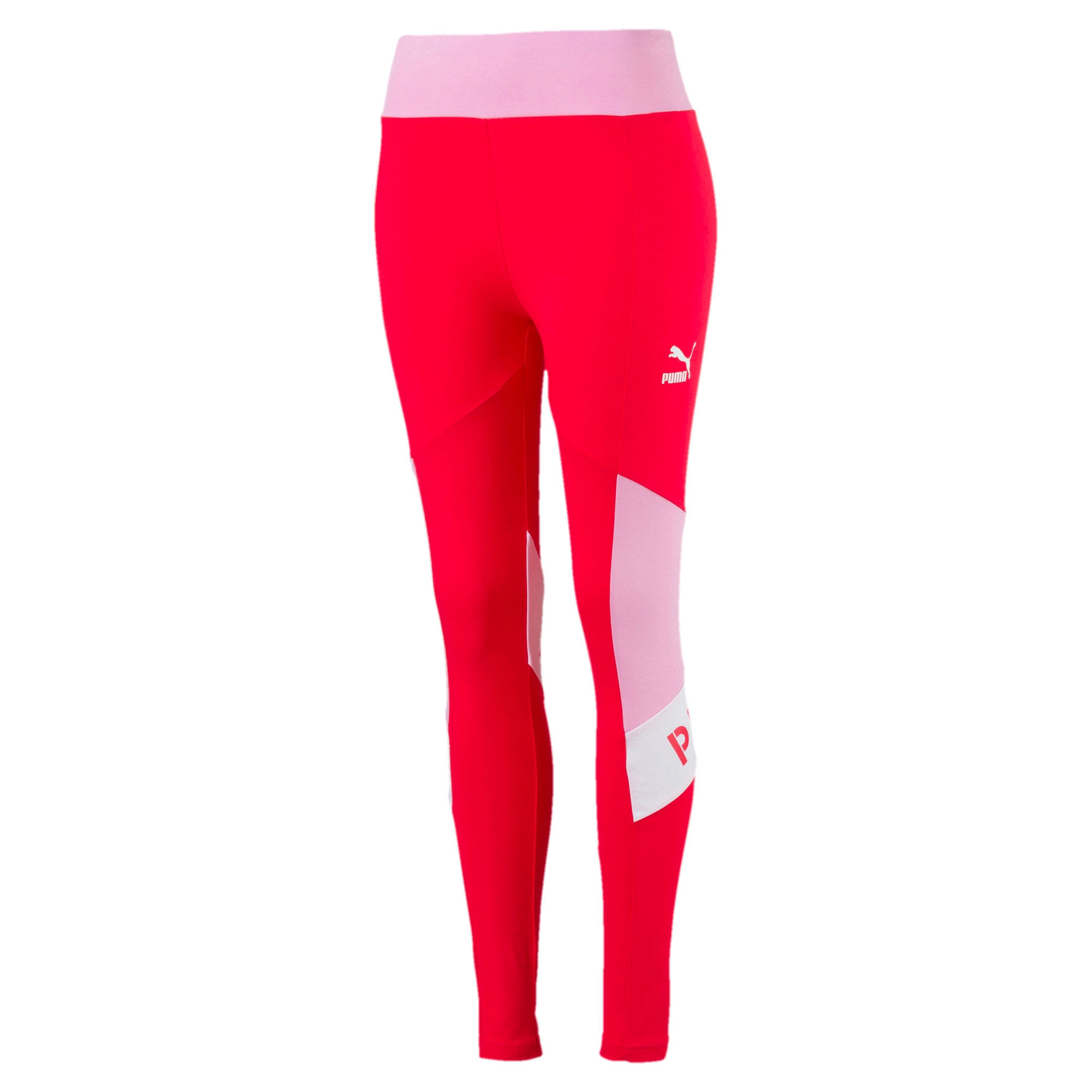 Thumbnail 1 of PUMA XTG Women's Leggings, Hibiscus, medium