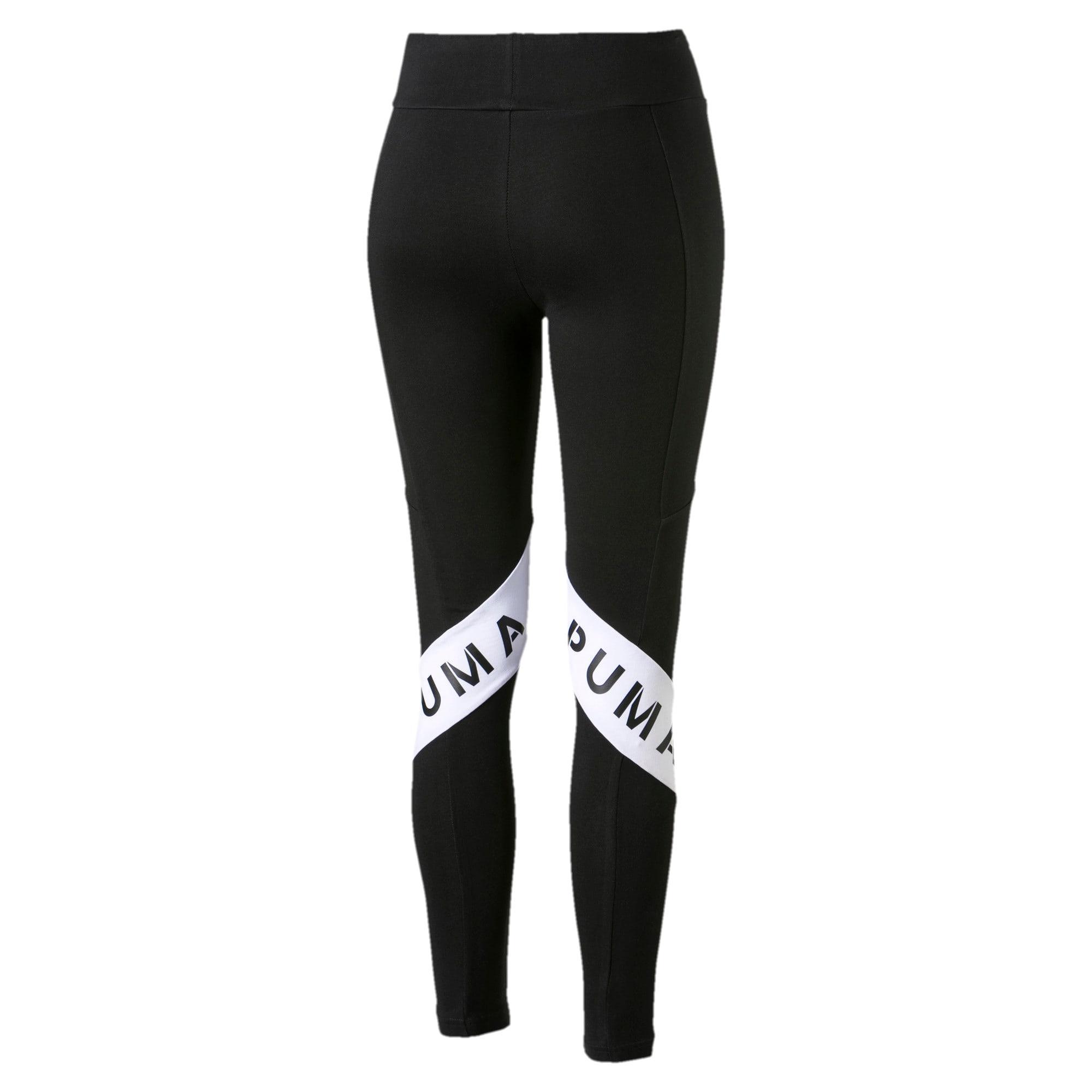 Thumbnail 2 of PUMA XTG Women's Leggings, Cotton Black, medium