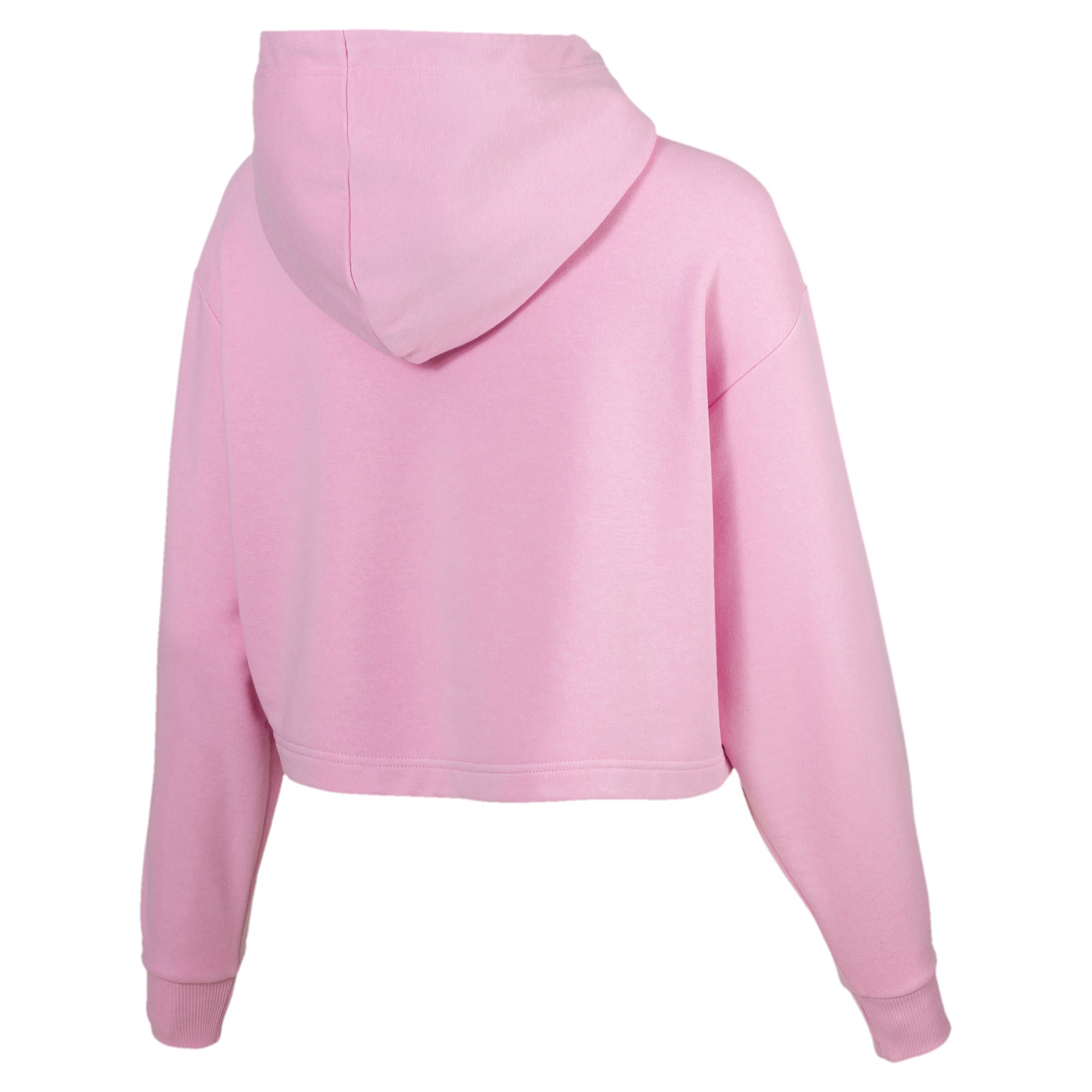 Thumbnail 5 of TZ Damen Hoodie, Pale Pink, medium
