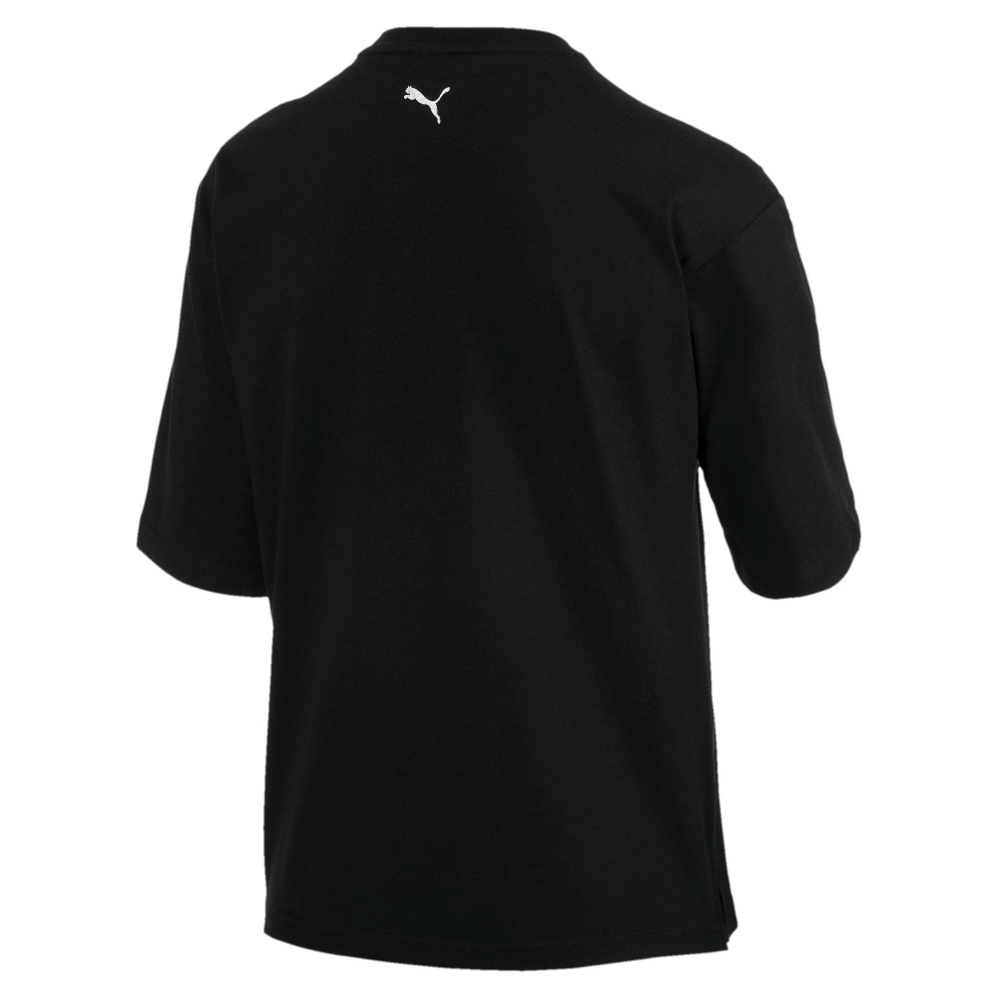 Miniatura 4 de Camiseta Trailblazer para mujer, Cotton Black, mediano