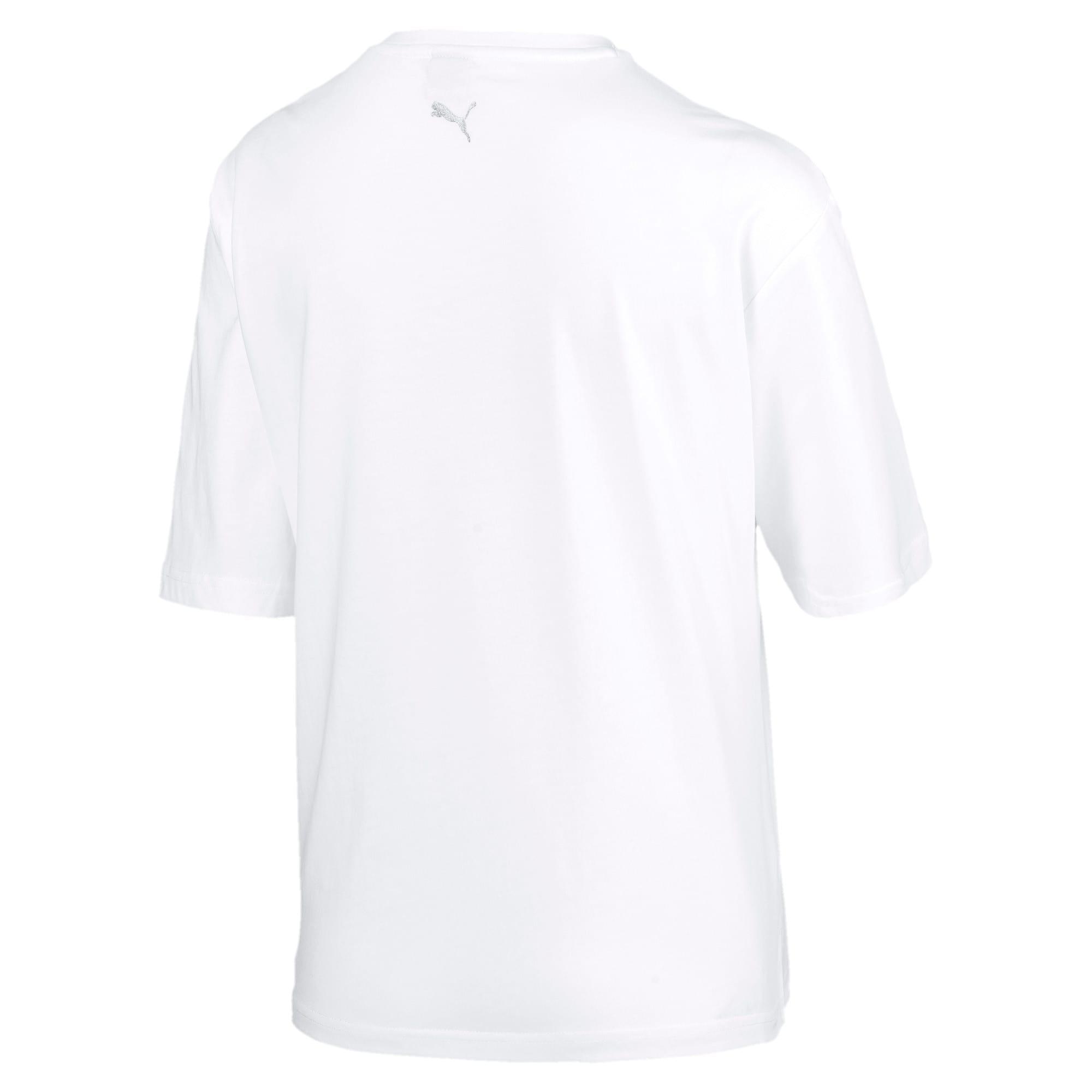 Miniatura 4 de Camiseta Trailblazer para mujer, Puma White, mediano