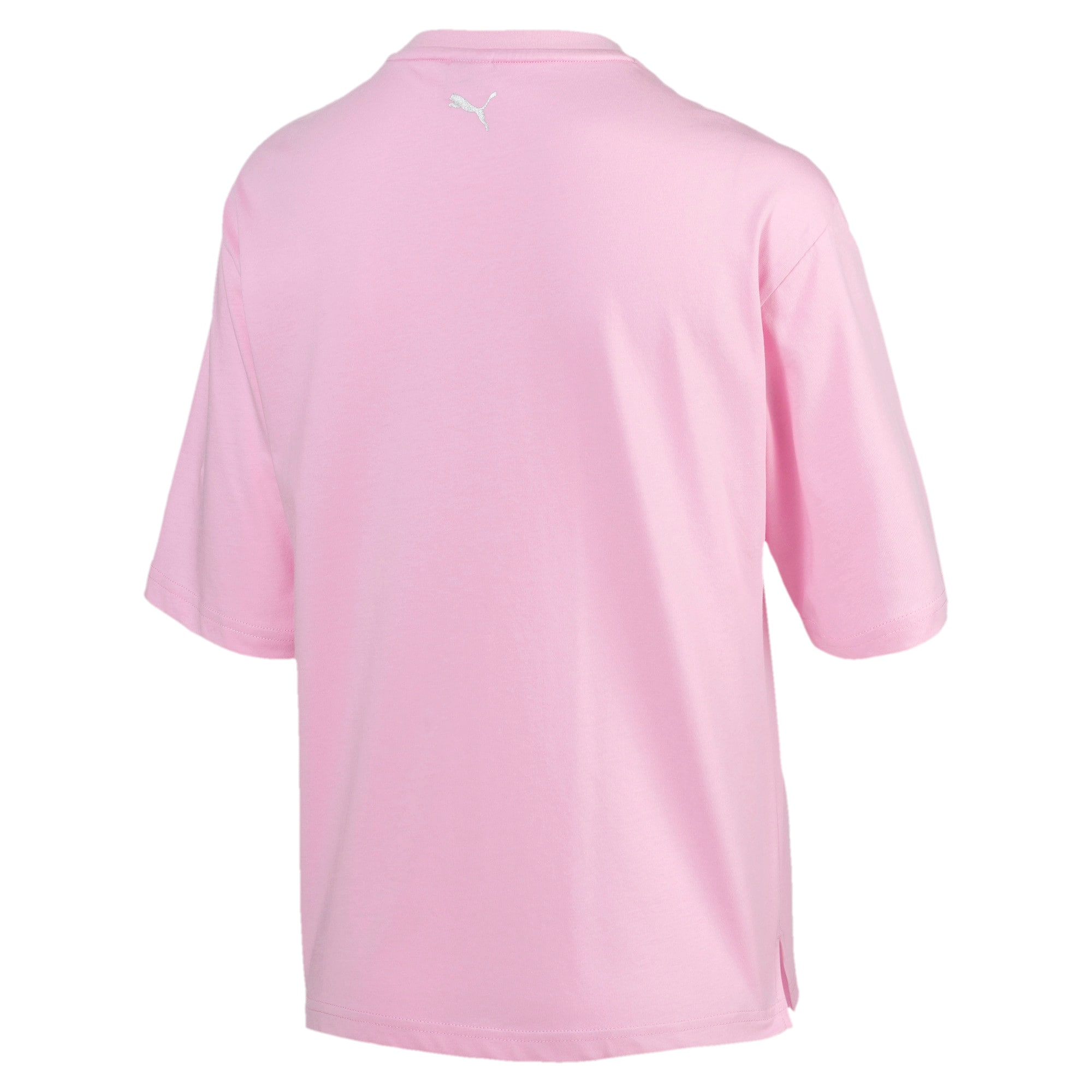 Thumbnail 5 of Trailblazer Women's Tee, Pale Pink, medium