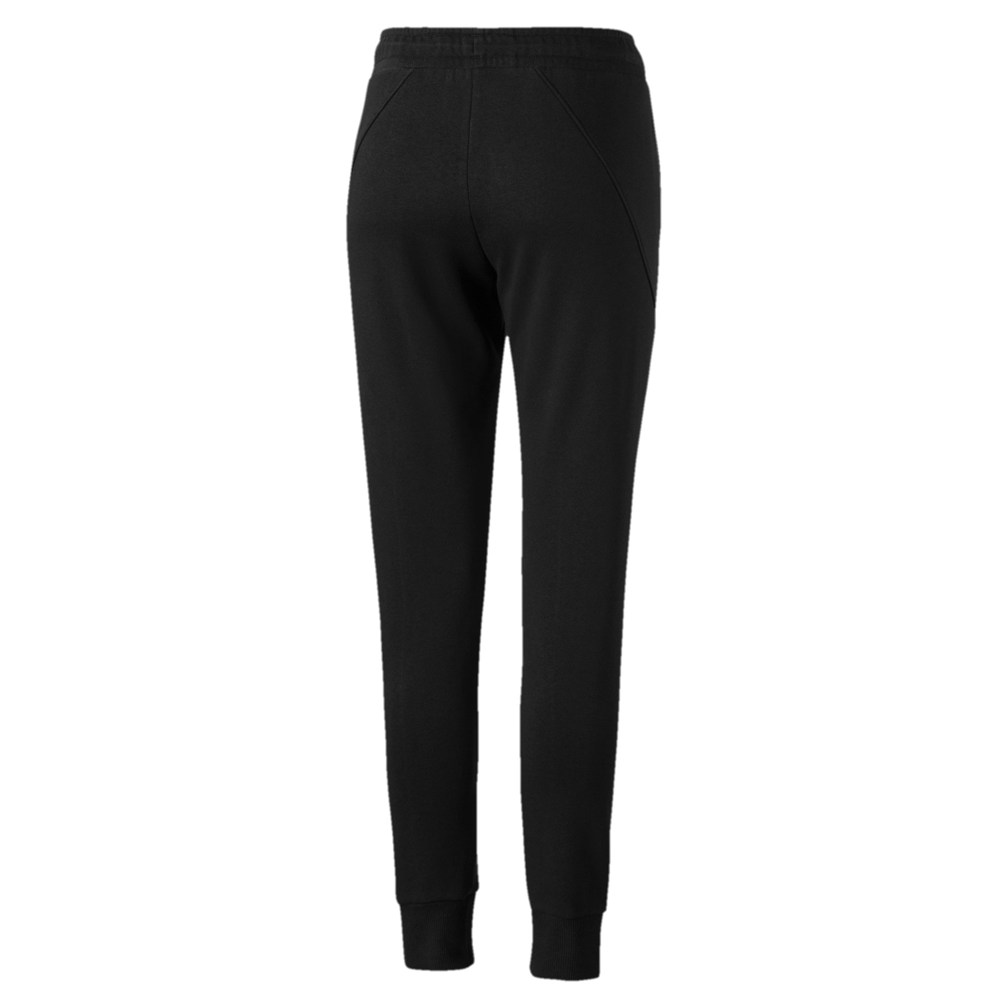 Thumbnail 5 of TZ Damen Trainingshose, Puma Black, medium