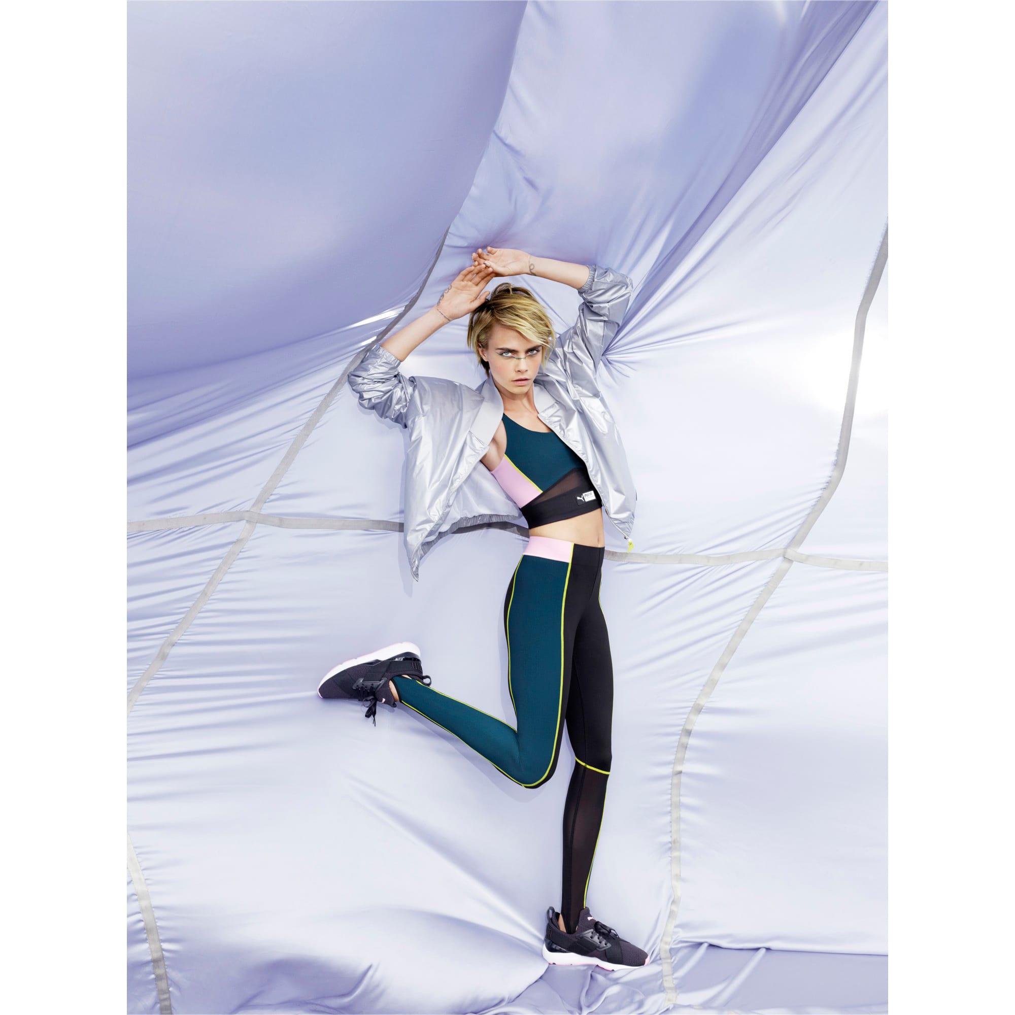 Miniatura 6 de Chaqueta Trailblazer para mujer, Puma White, mediano