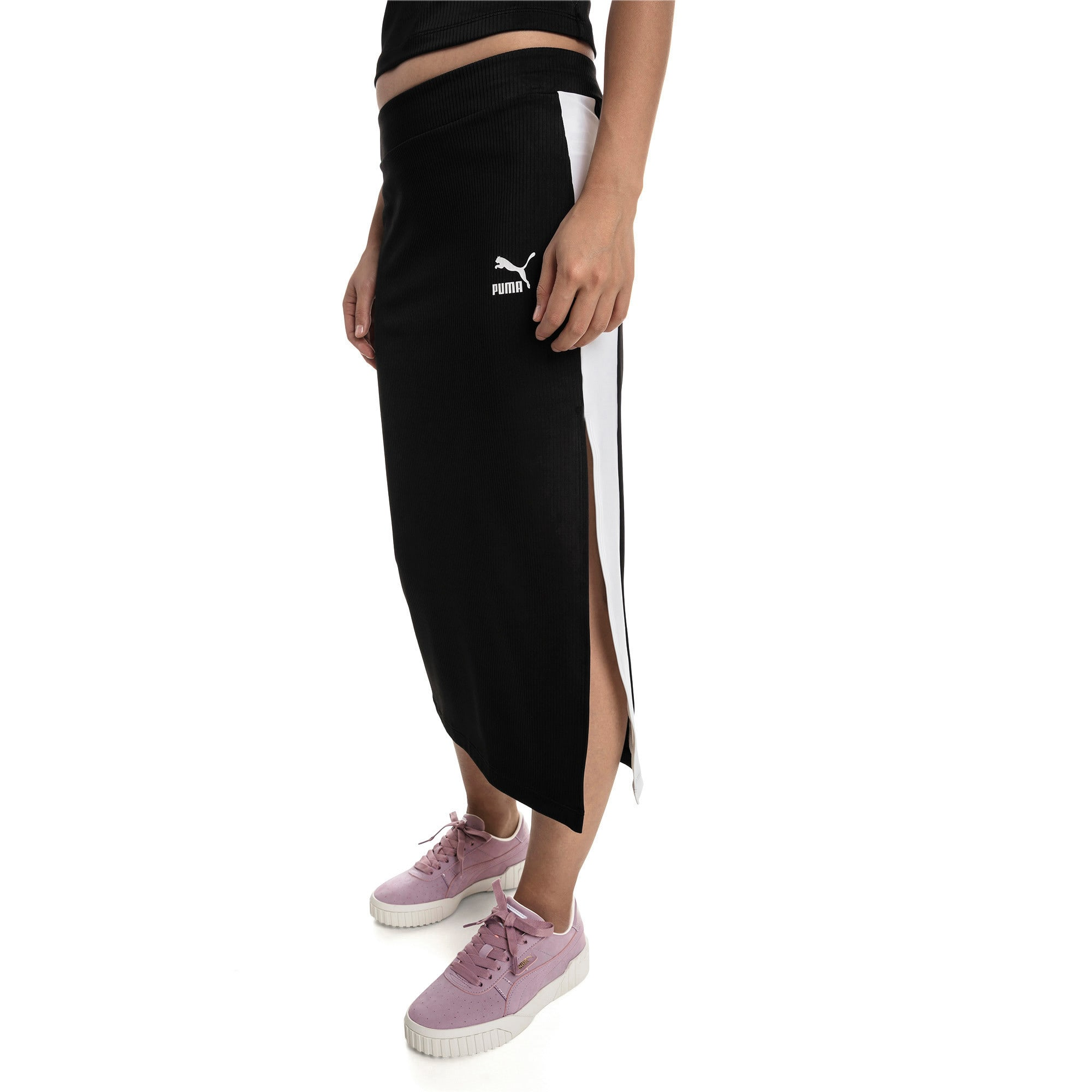 Thumbnail 1 of Jupe Classics pour femme, Puma Black, medium
