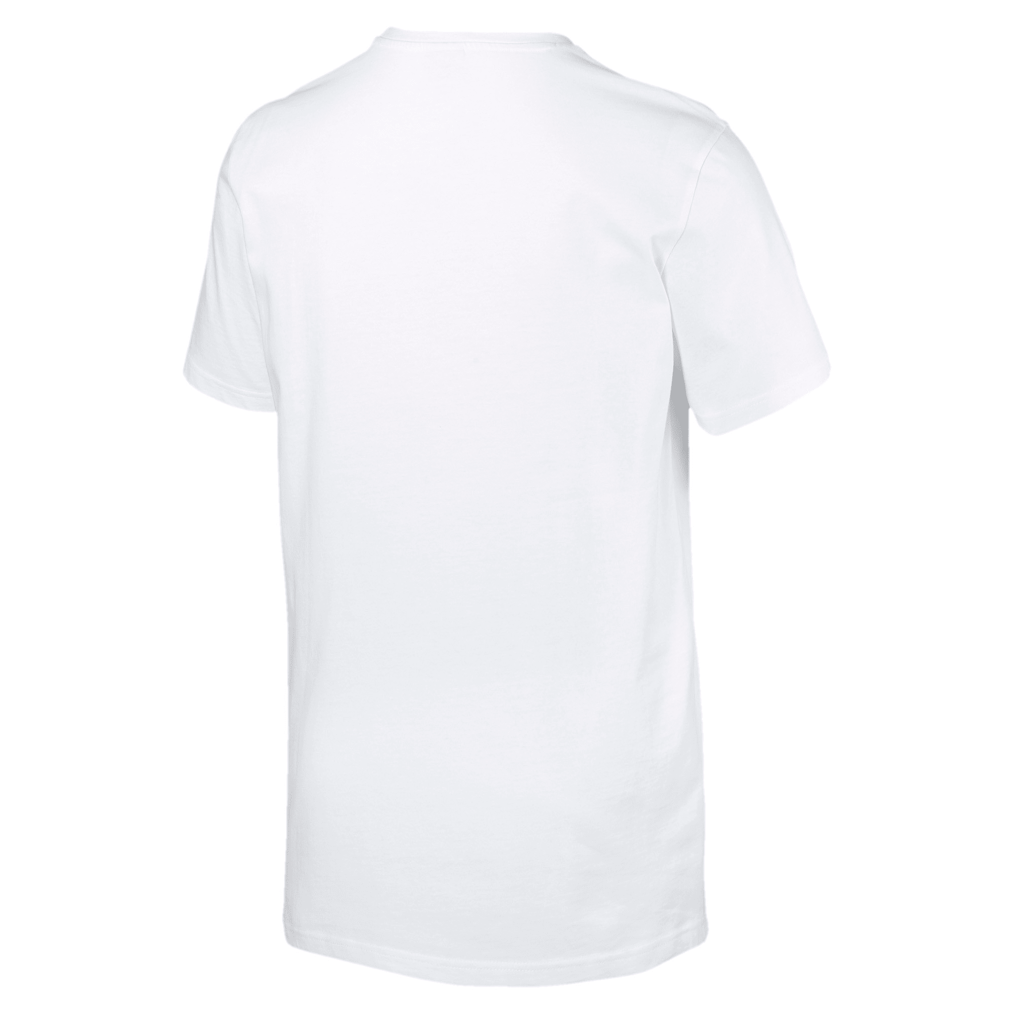Thumbnail 5 of T-Shirt Classics Logo pour homme, Puma White, medium