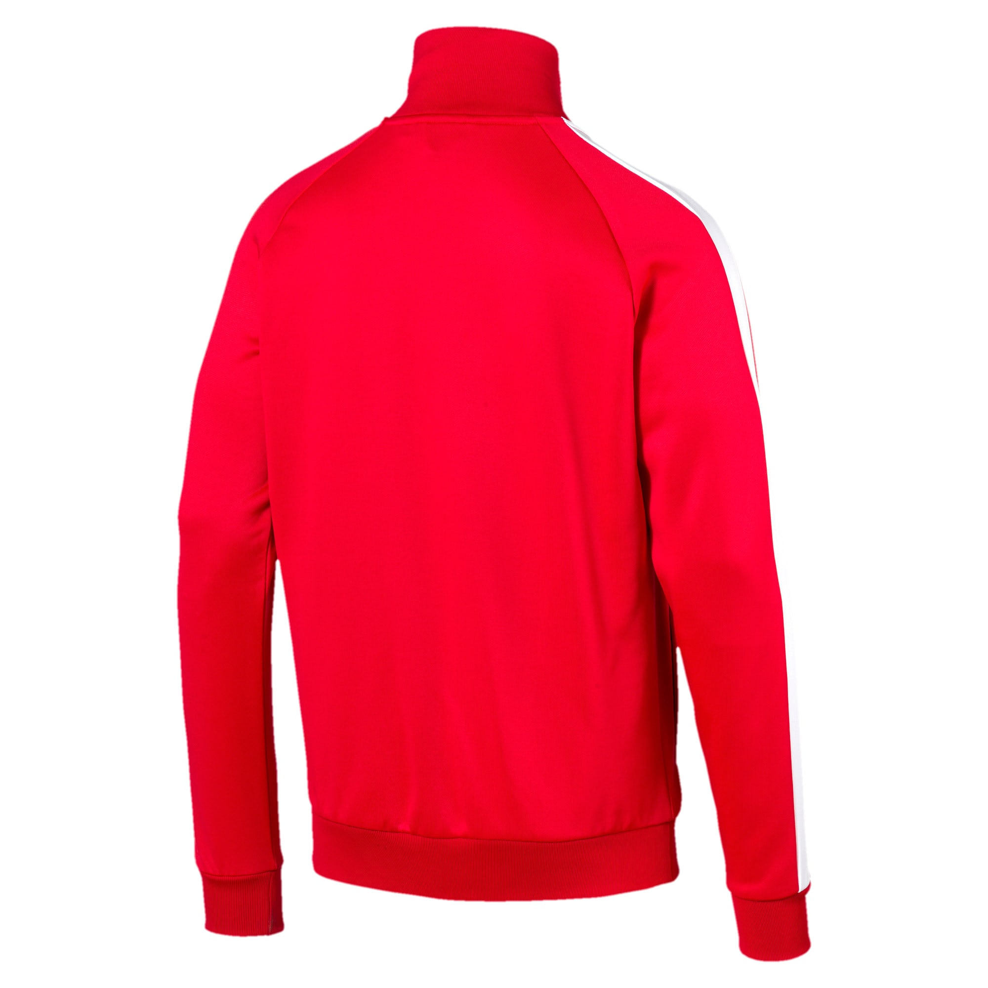 Thumbnail 3 of Iconic T7 Men's Track Jacket, High Risk Red, medium