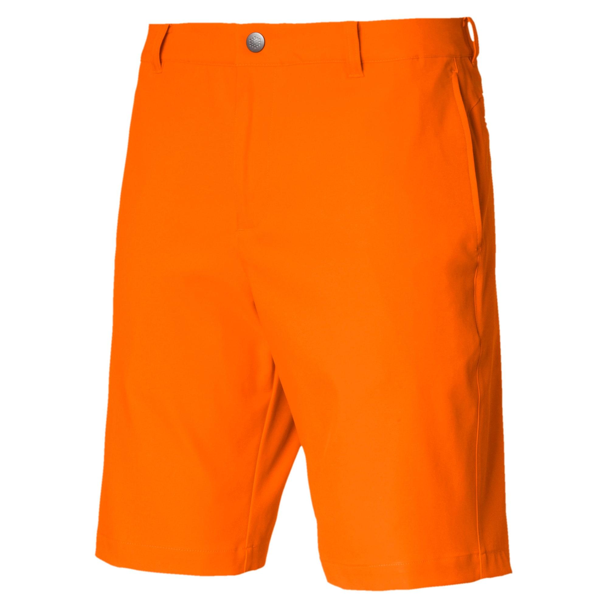 Thumbnail 1 of Jackpot Men's Shorts, Vibrant Orange, medium