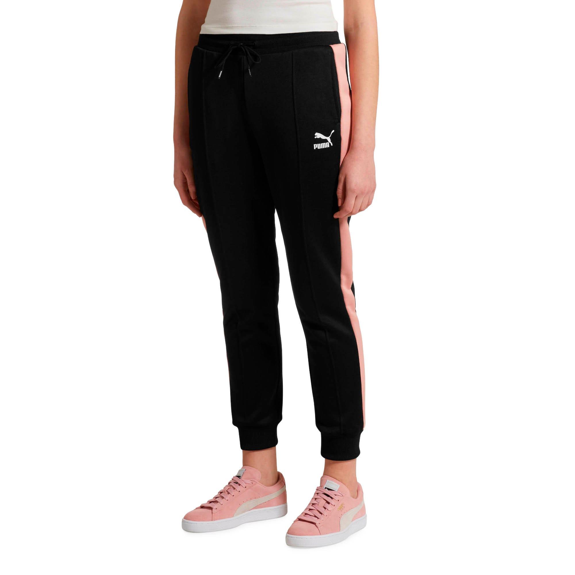 Miniatura 2 de Pantalones deportivos Classics T7 PT, Puma Black, mediano
