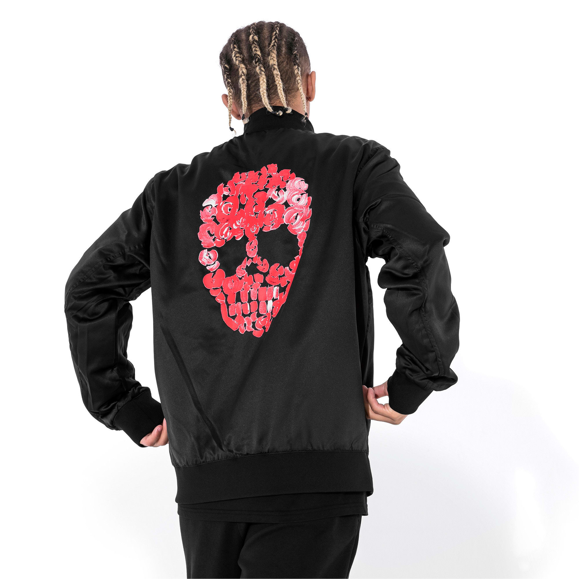 Thumbnail 5 of PUMA x BRADLEY THEODORE REV. BOMBER, Puma Black, medium-JPN