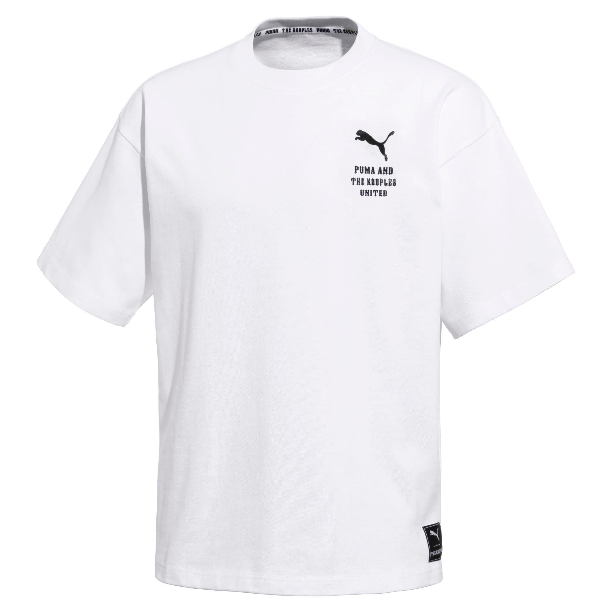 design intemporel 0794a acccc T-shirt PUMA x THE KOOPLES, homme