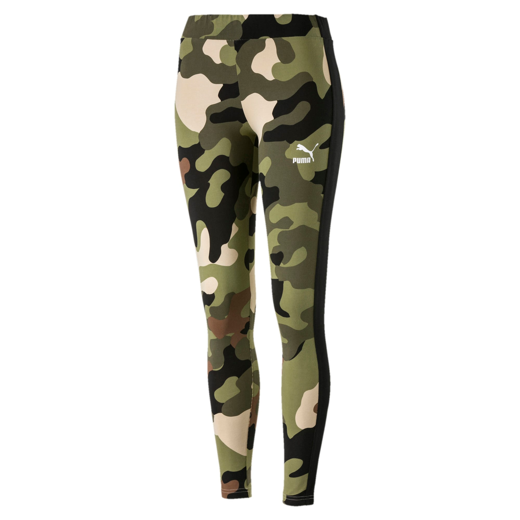 Thumbnail 1 of Wild Pack T7 Leggings, Forest Night, medium