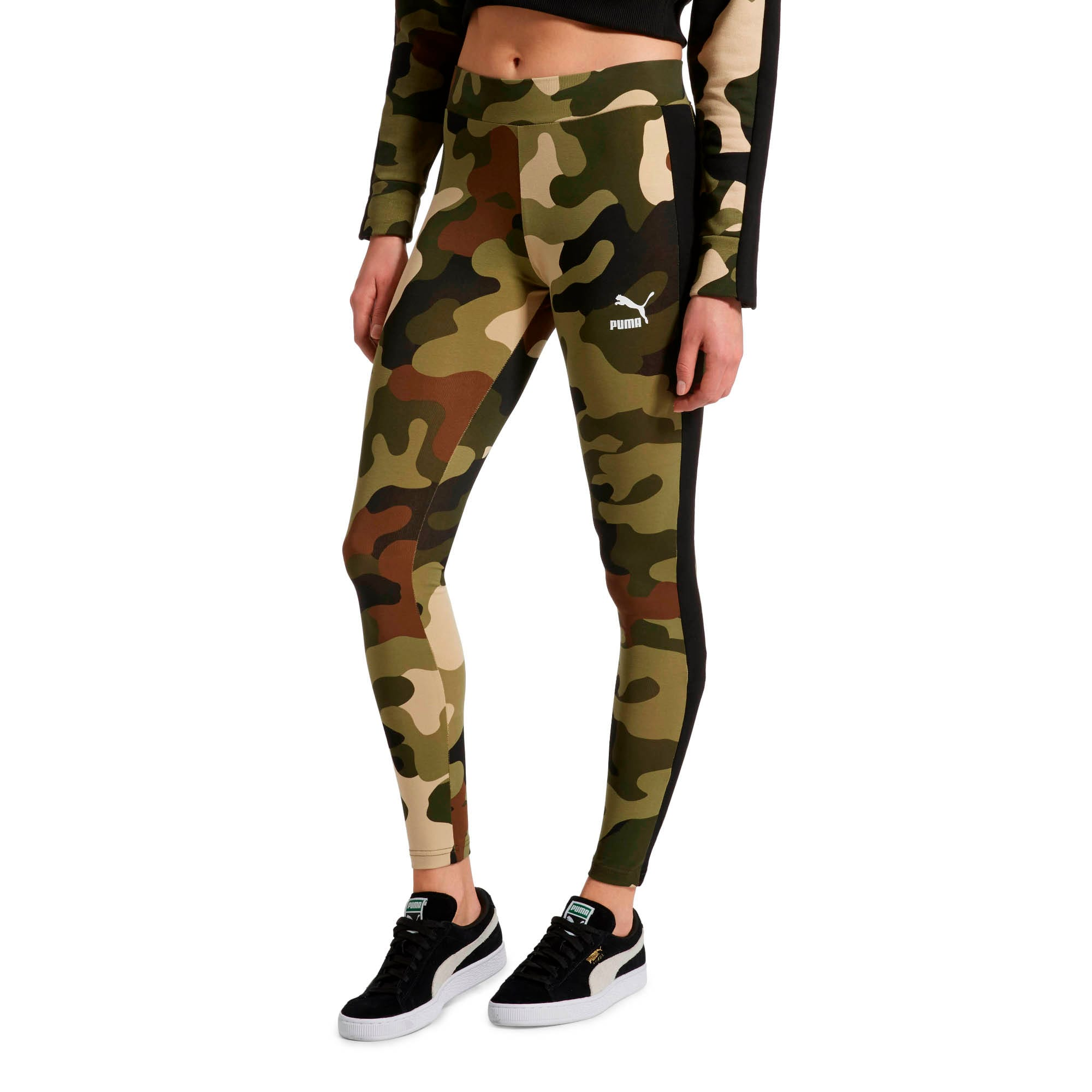Thumbnail 2 of Wild Pack T7 Leggings, Forest Night, medium