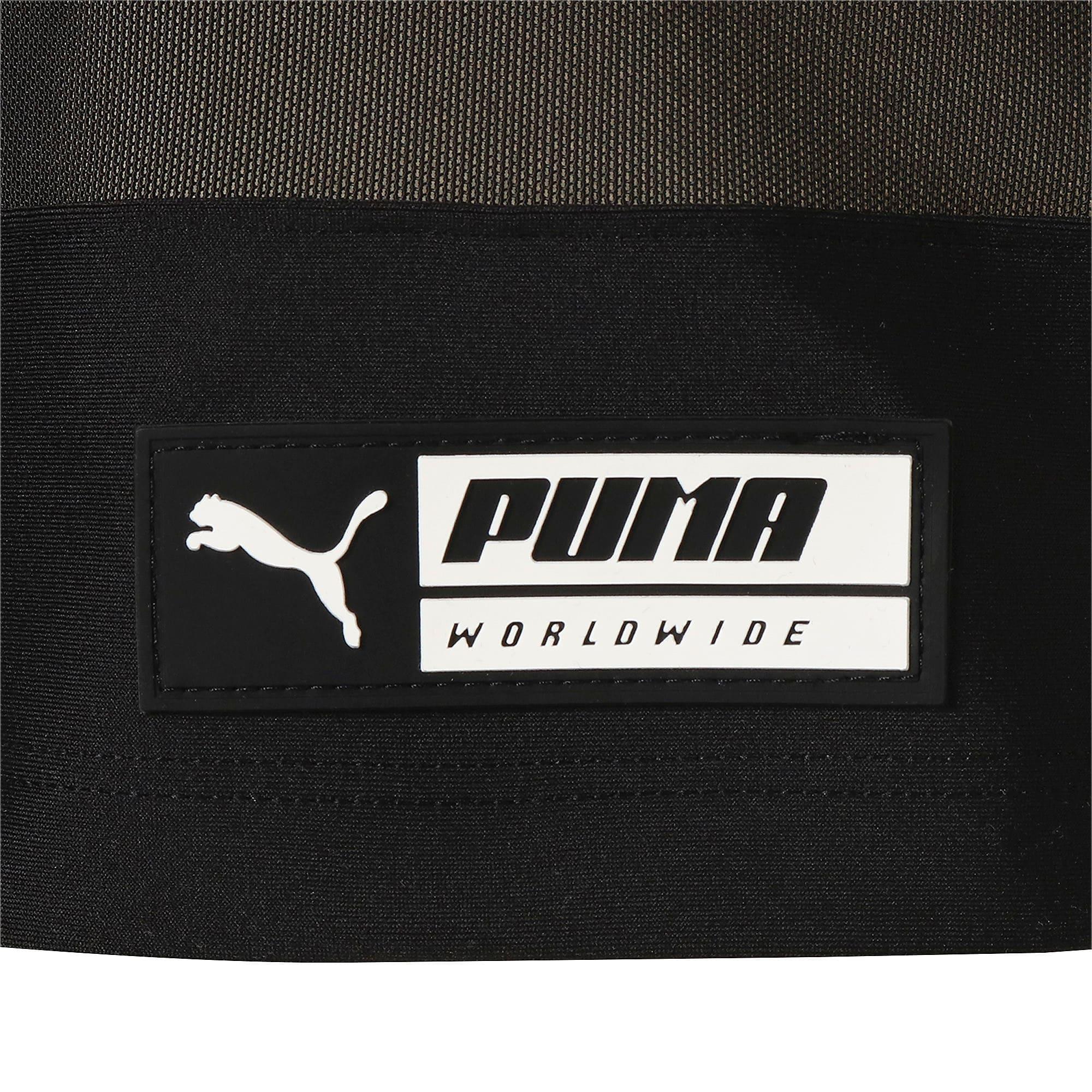 Thumbnail 7 of TZ ウィメンズ クロップトップ, Puma Black, medium-JPN