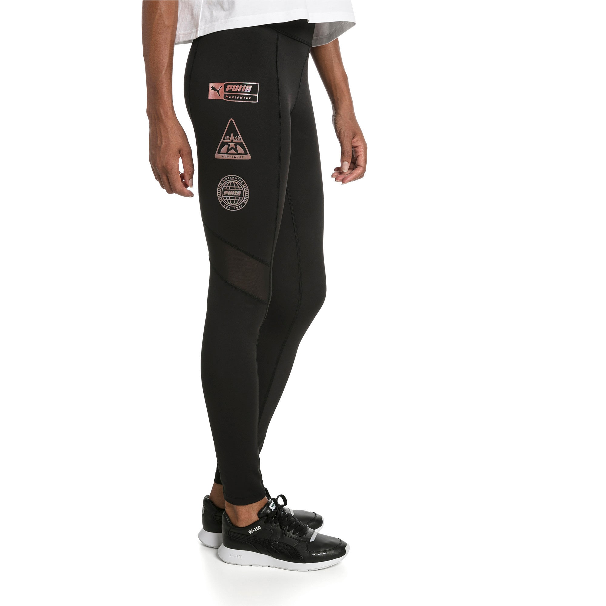 Thumbnail 1 of Trailblazer Women's Leggings, Puma Black, medium