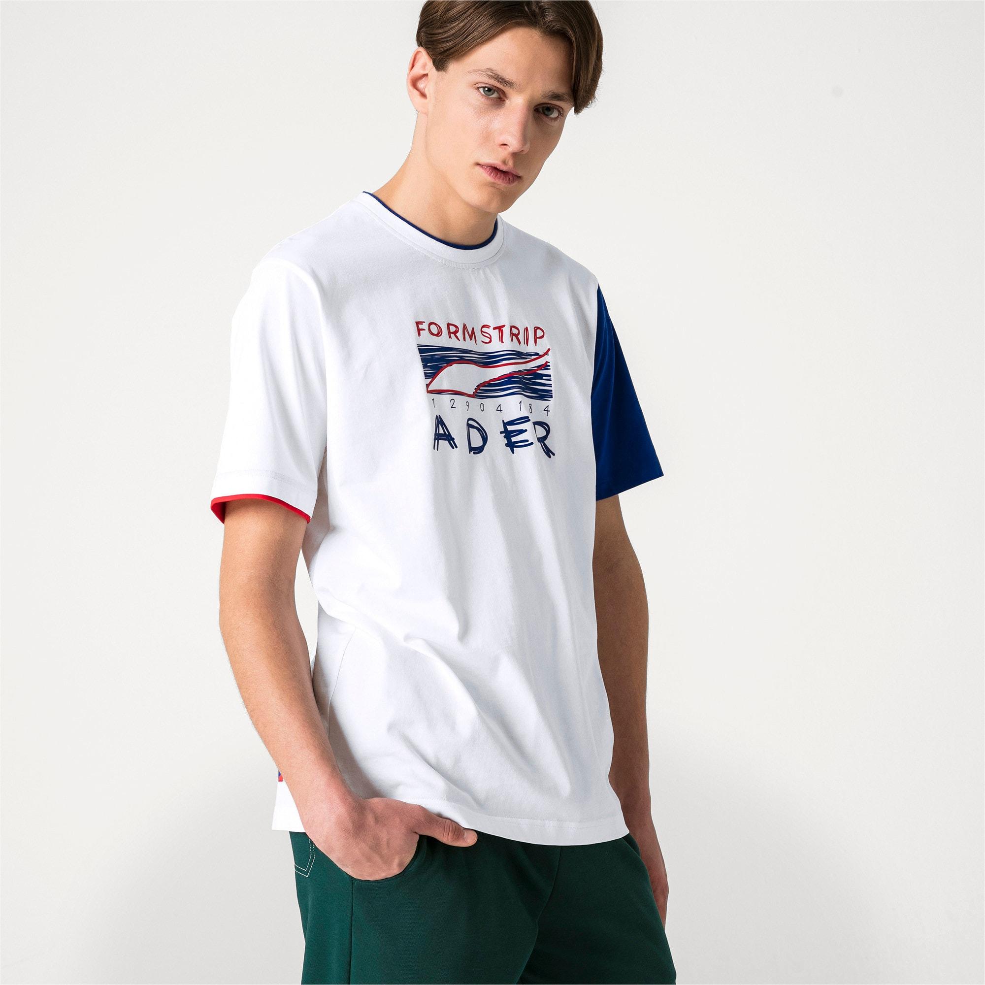 Thumbnail 2 of PUMA x ADER T-Shirt, Puma White, medium