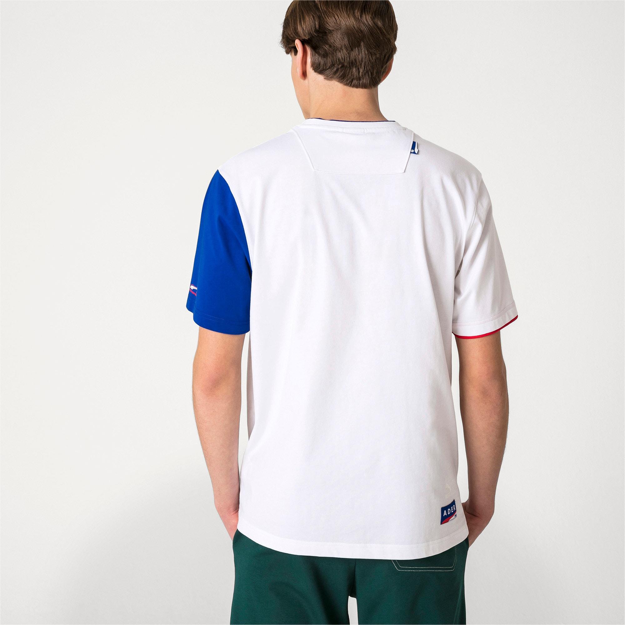 Thumbnail 3 of PUMA x ADER T-Shirt, Puma White, medium