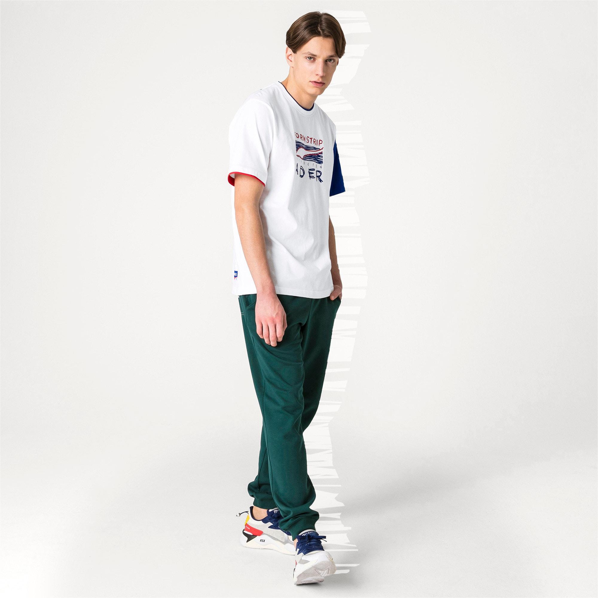 Thumbnail 5 of PUMA x ADER T-Shirt, Puma White, medium