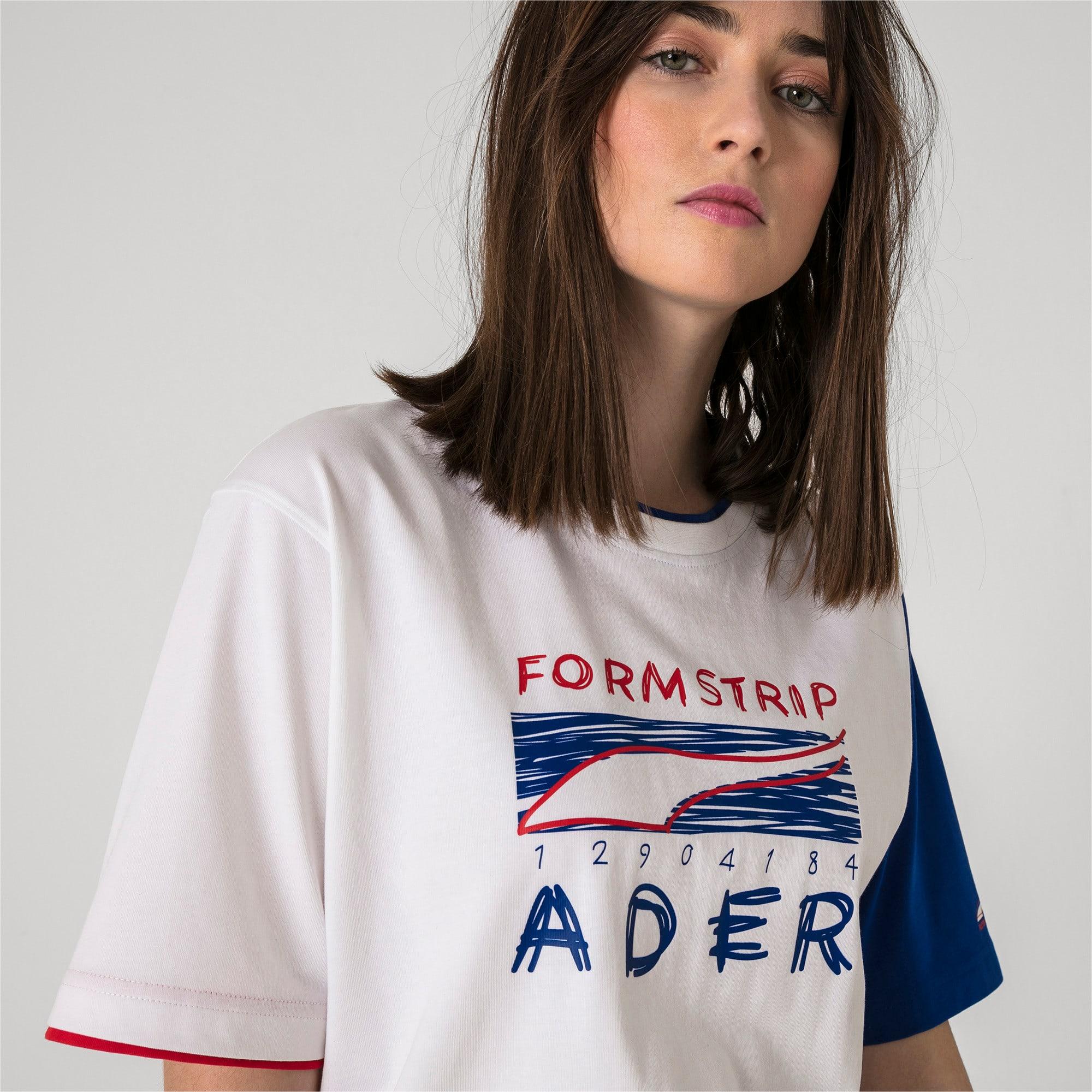 Thumbnail 9 of PUMA x ADER T-Shirt, Puma White, medium