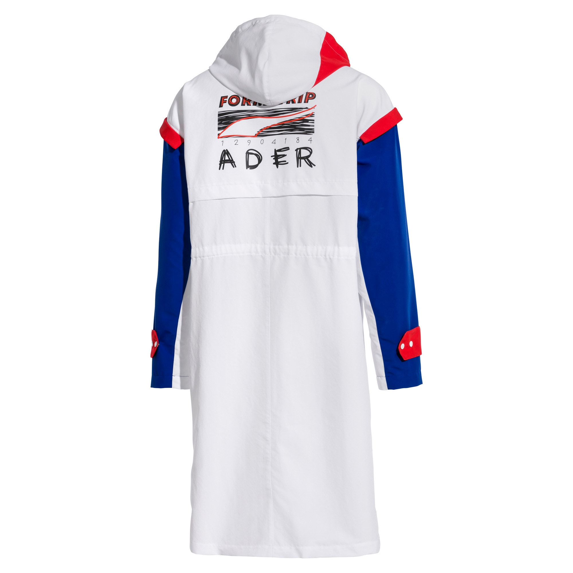 Thumbnail 4 of PUMA x ADER ERROR Parka, Puma White, medium