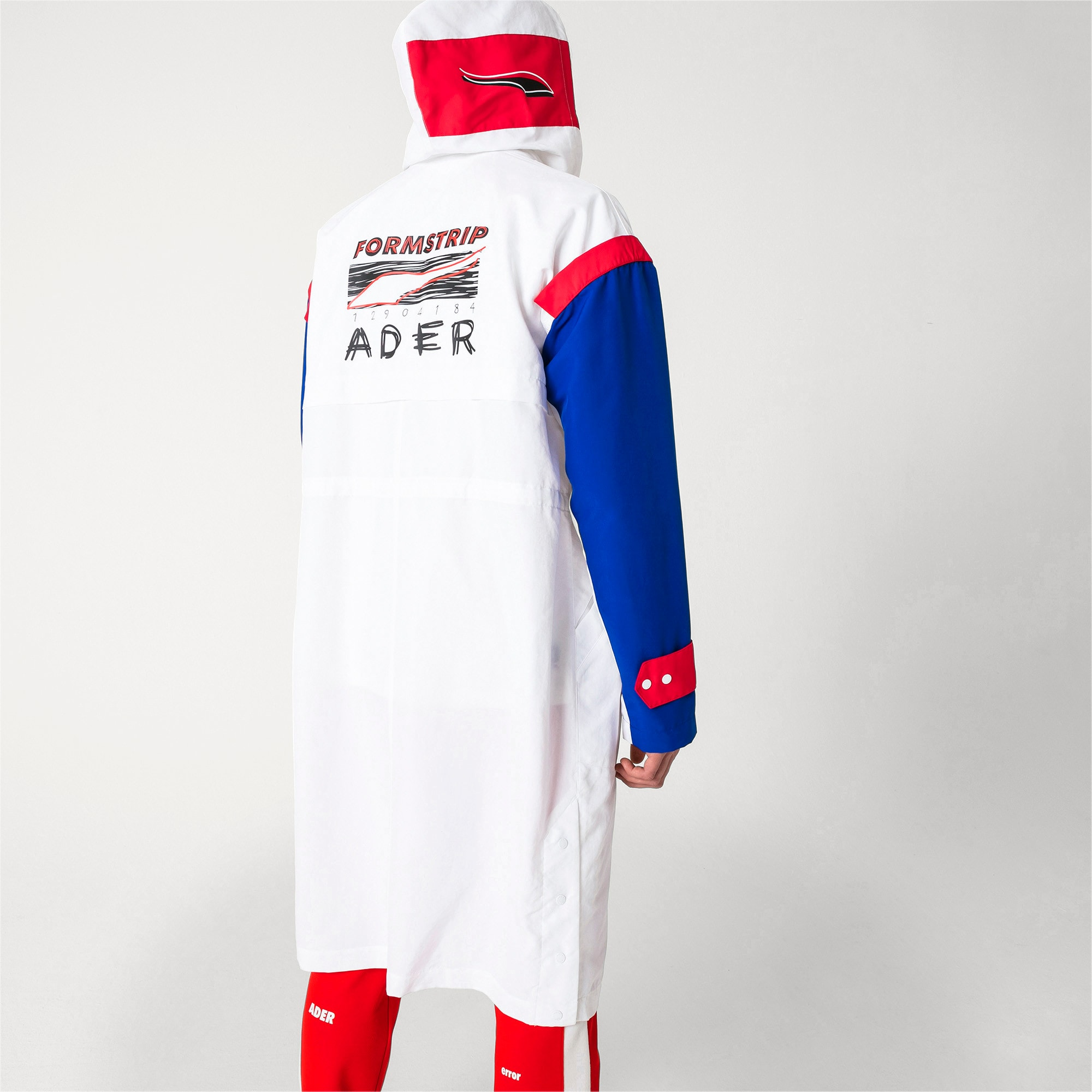 Thumbnail 3 of PUMA x ADER ERROR Parka, Puma White, medium