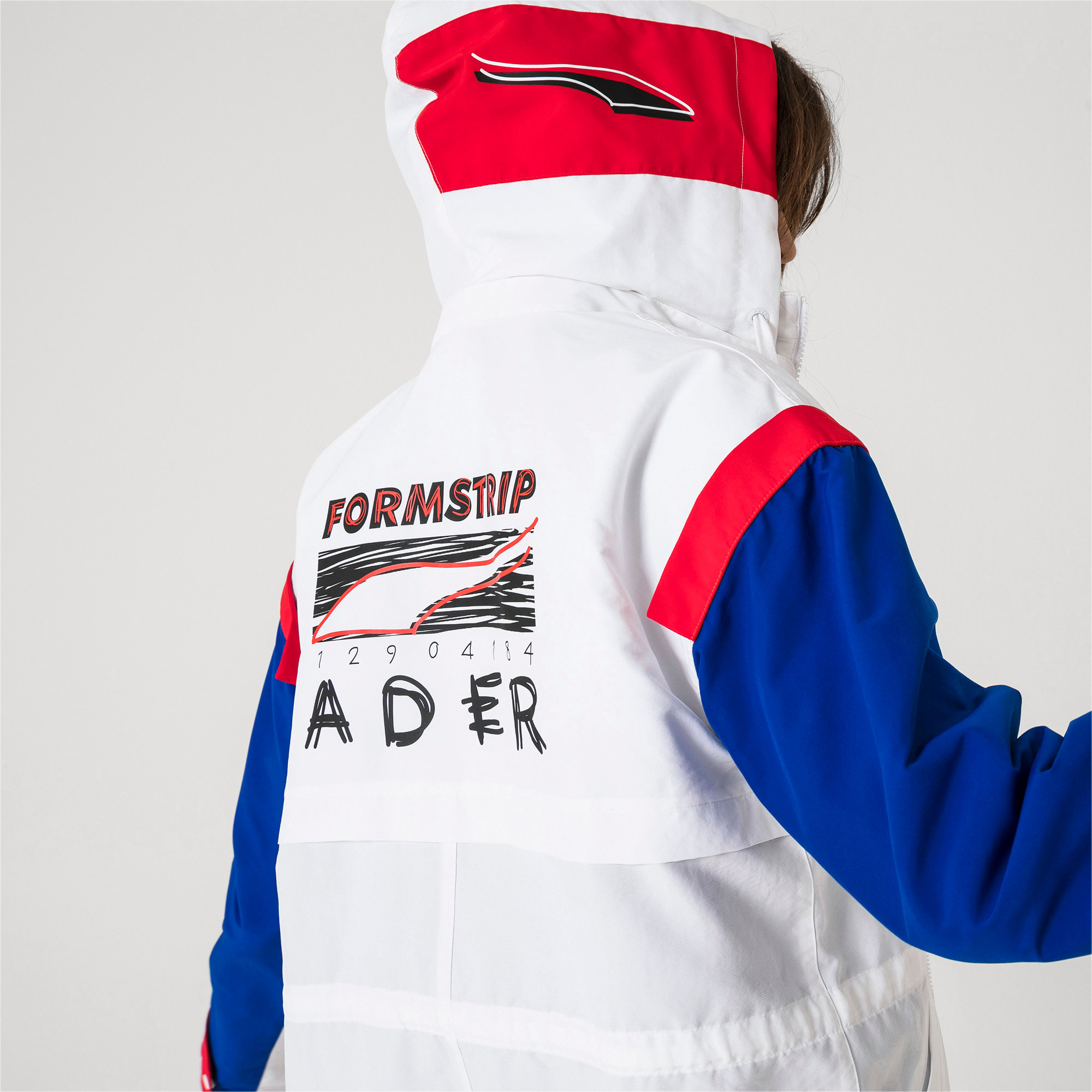 Thumbnail 7 of PUMA x ADER ERROR Parka, Puma White, medium