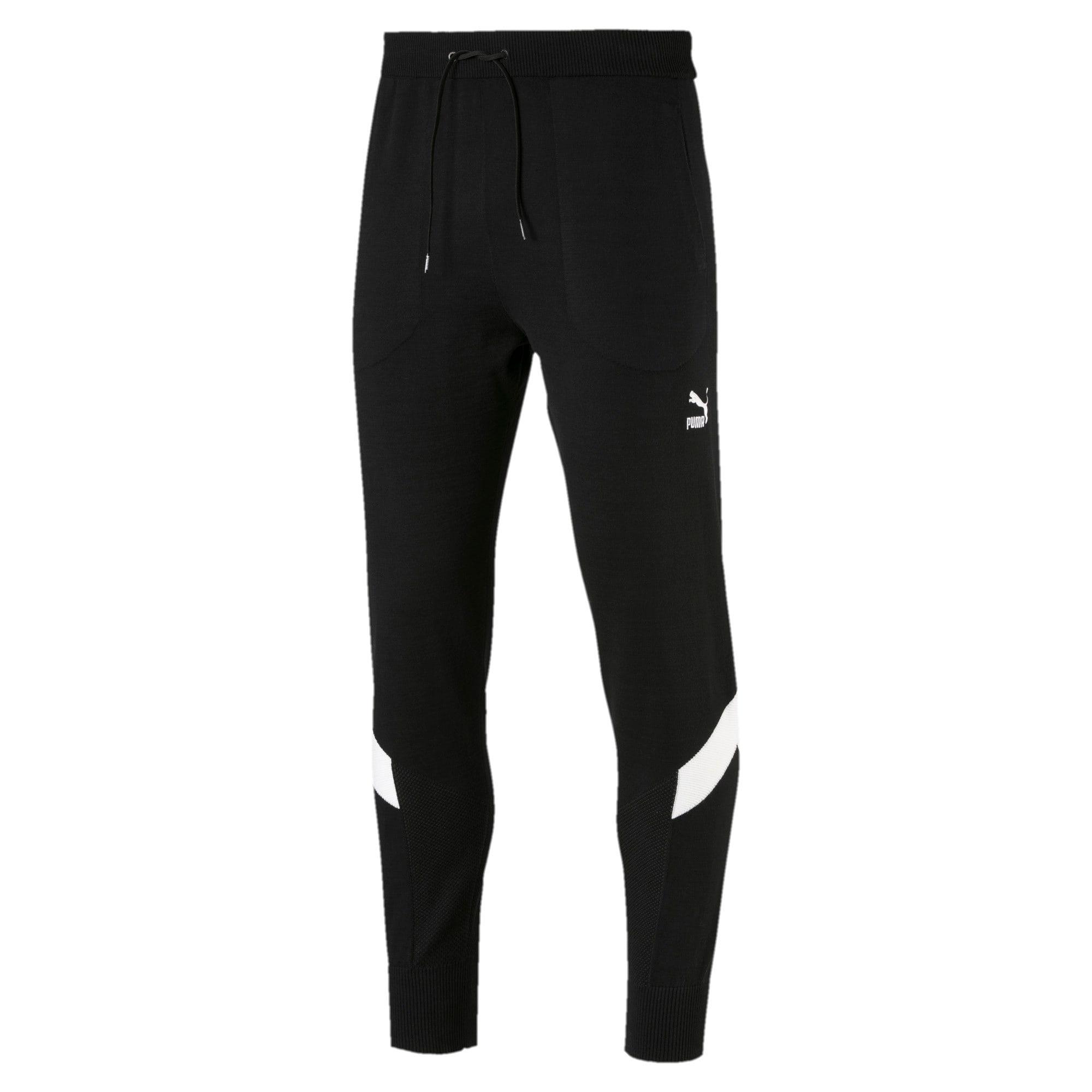 Thumbnail 1 of Iconic MCS Men's evoKNIT Pants, Puma Black, medium