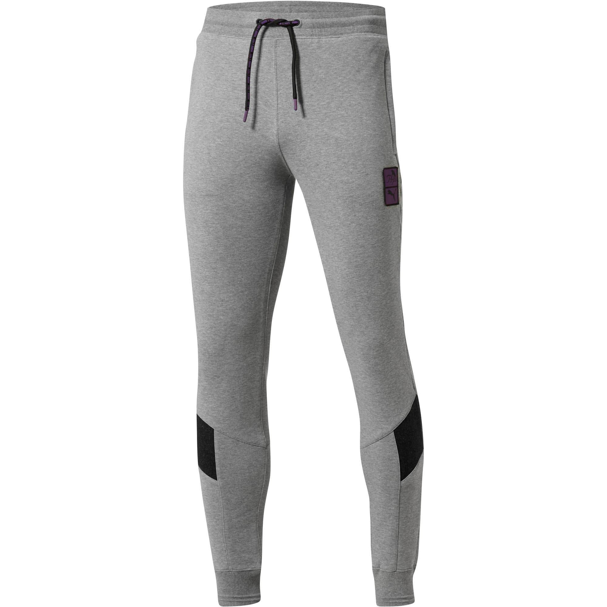 Thumbnail 1 of PUMA x PRPS Men's Overlay Pants, MGH-Puma Black, medium