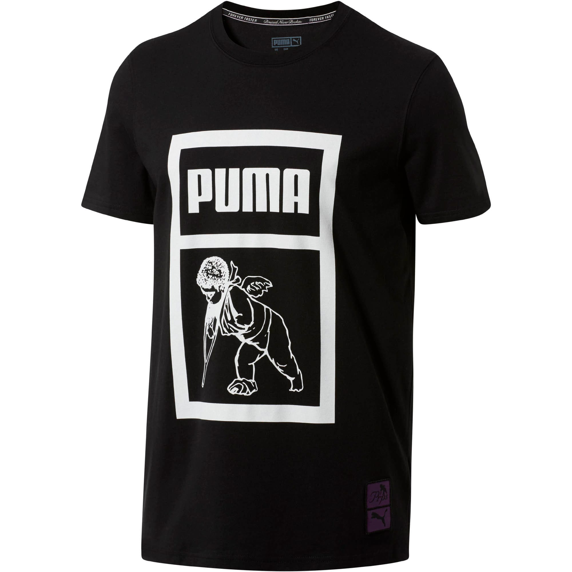 Thumbnail 1 of PUMA x PRPS SS Tee, Puma Black, medium
