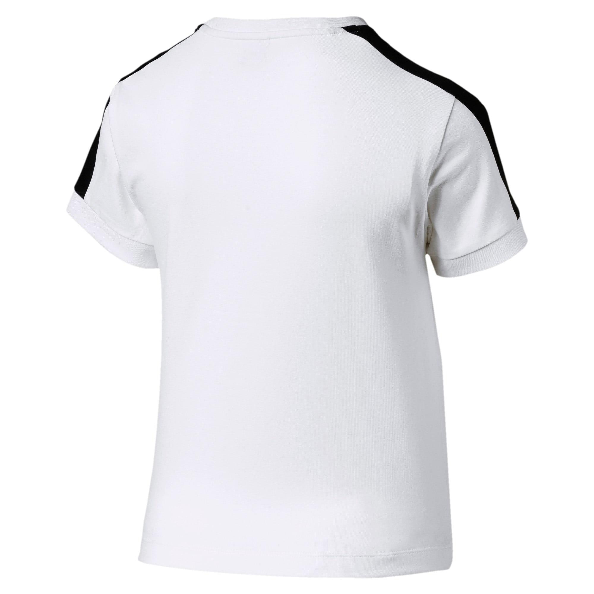 Thumbnail 4 of CLASSICS タイト ウィメンズ SS Tシャツ 半袖, Puma White-black, medium-JPN